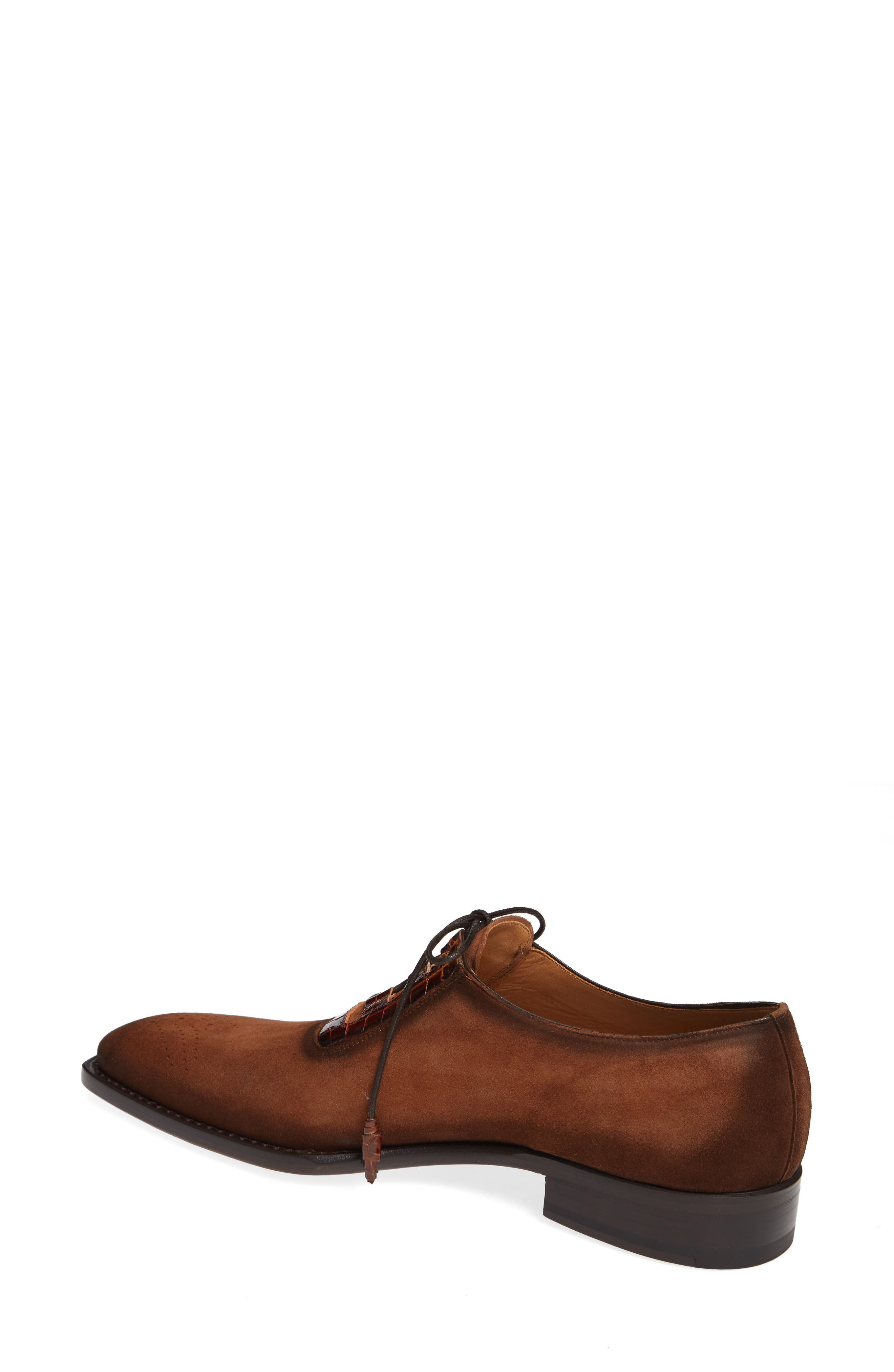 Cassel Oxford,                             Alternate thumbnail 2, color,                             COGNAC