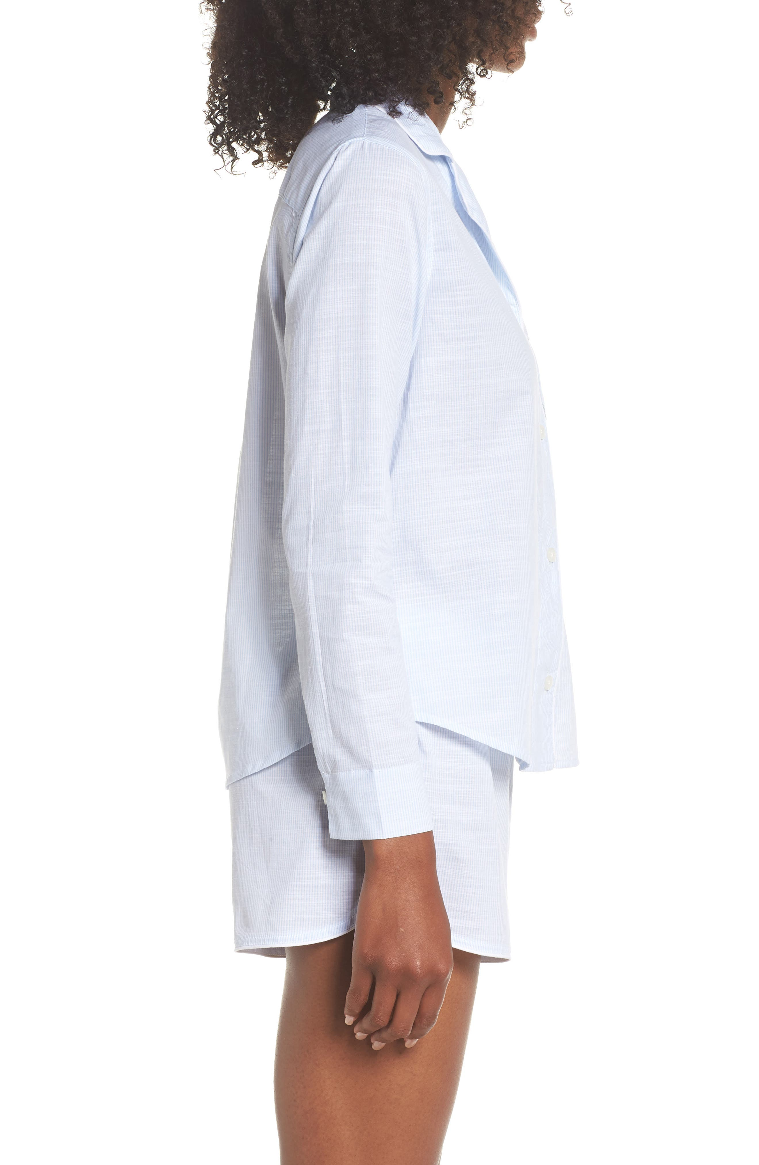 Short Pajamas,                             Alternate thumbnail 3, color,                             486