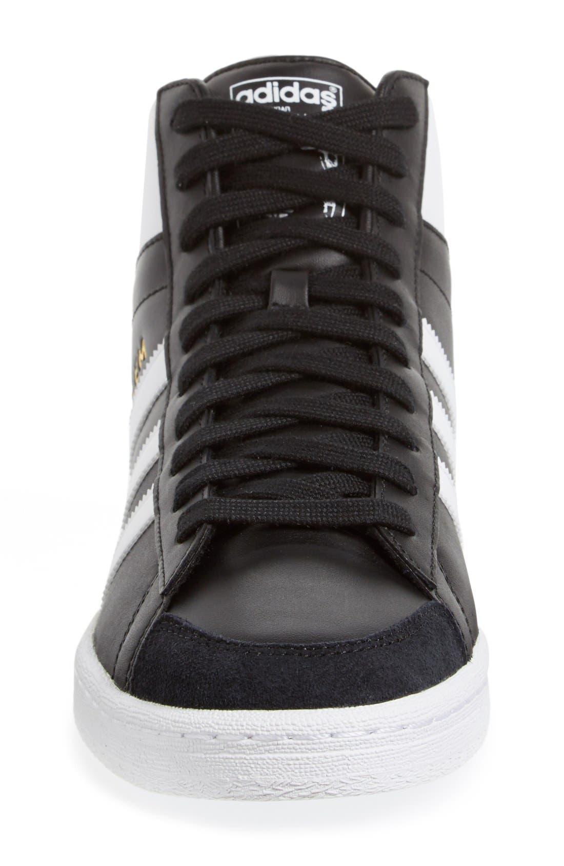 'Jabbar Hi' Sneaker,                             Alternate thumbnail 2, color,                             001