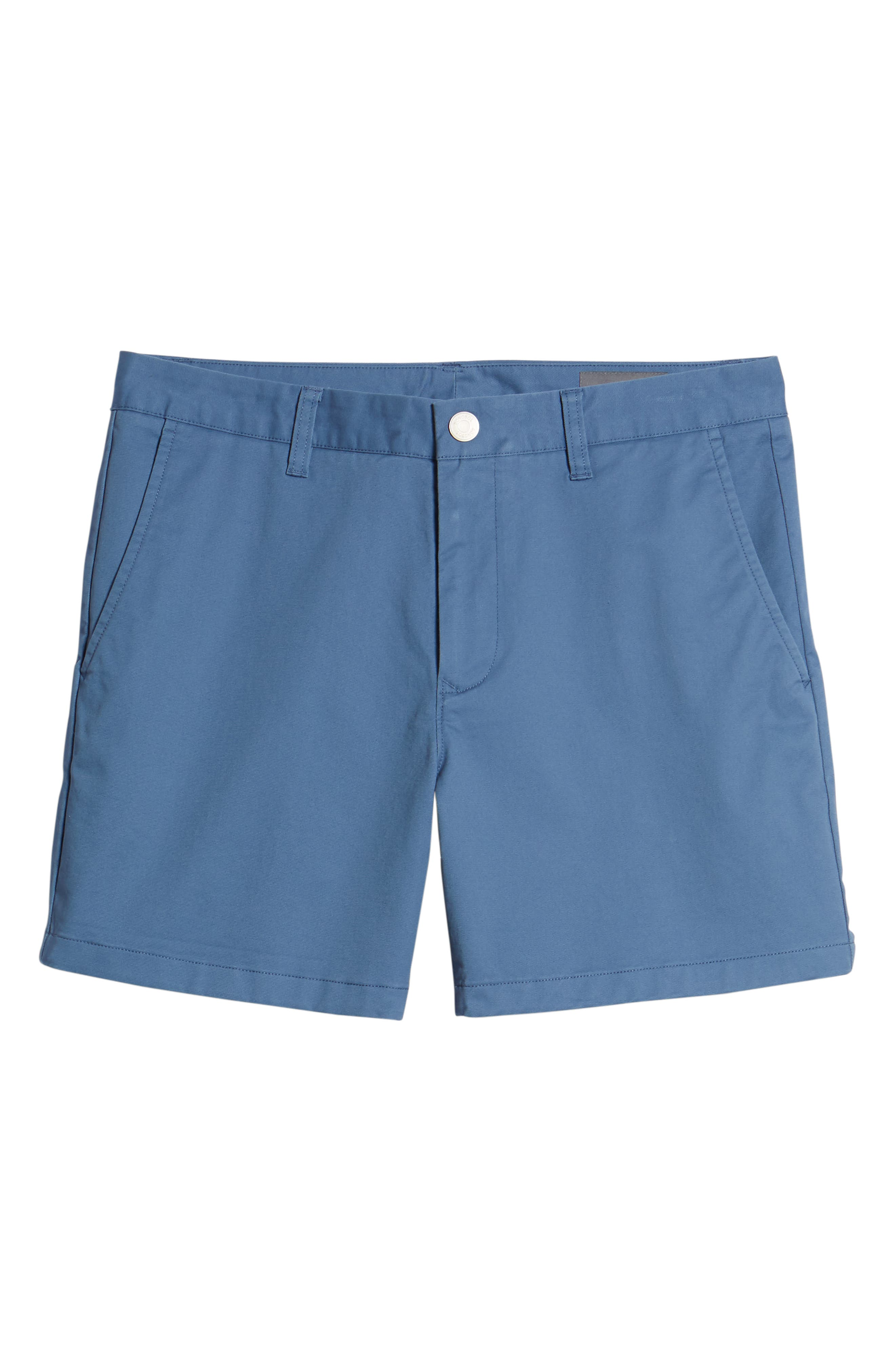 Stretch Washed Chino 5-Inch Shorts,                             Alternate thumbnail 154, color,