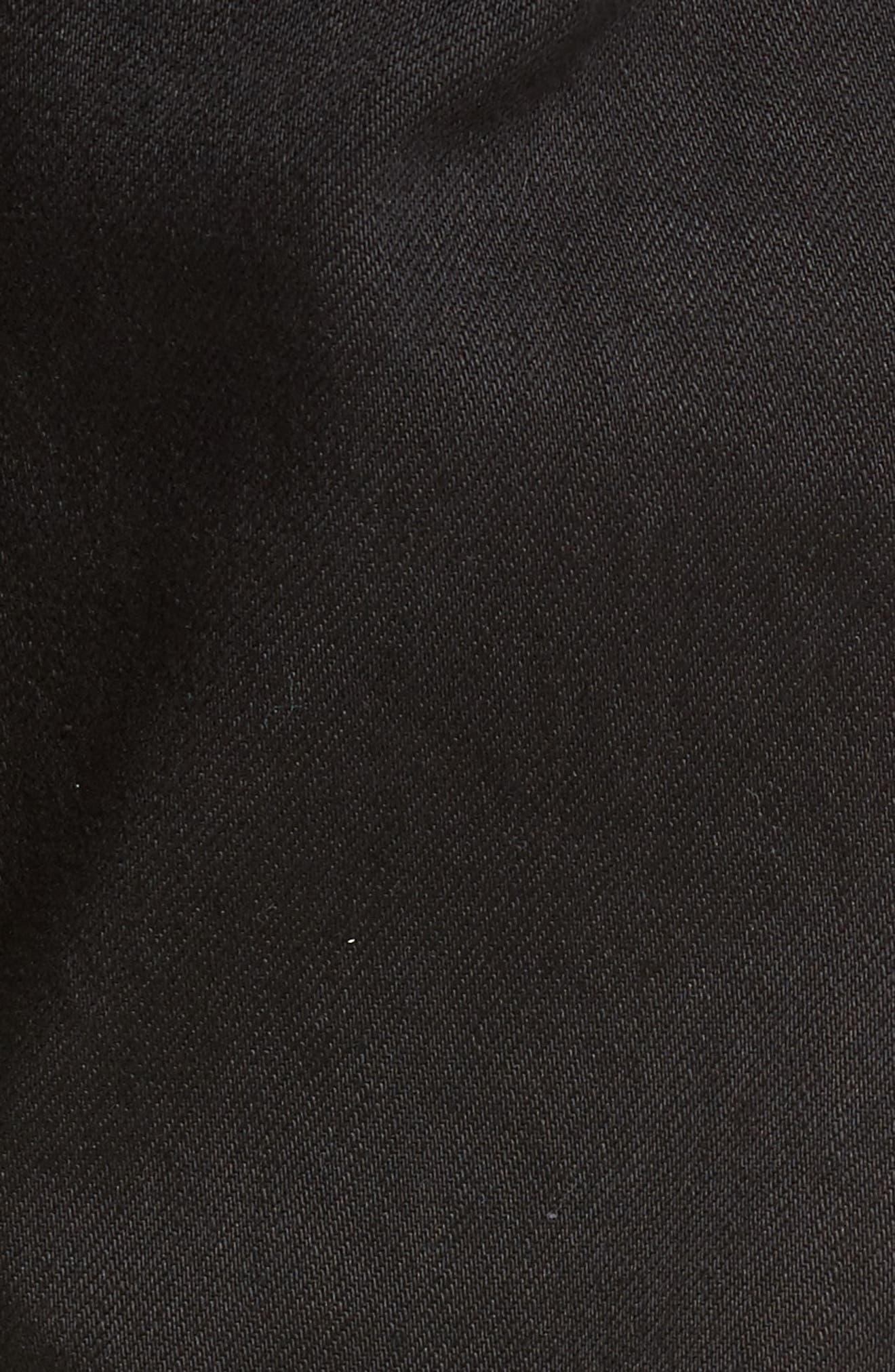 Demon Slim Straight Leg Jeans,                             Alternate thumbnail 5, color,