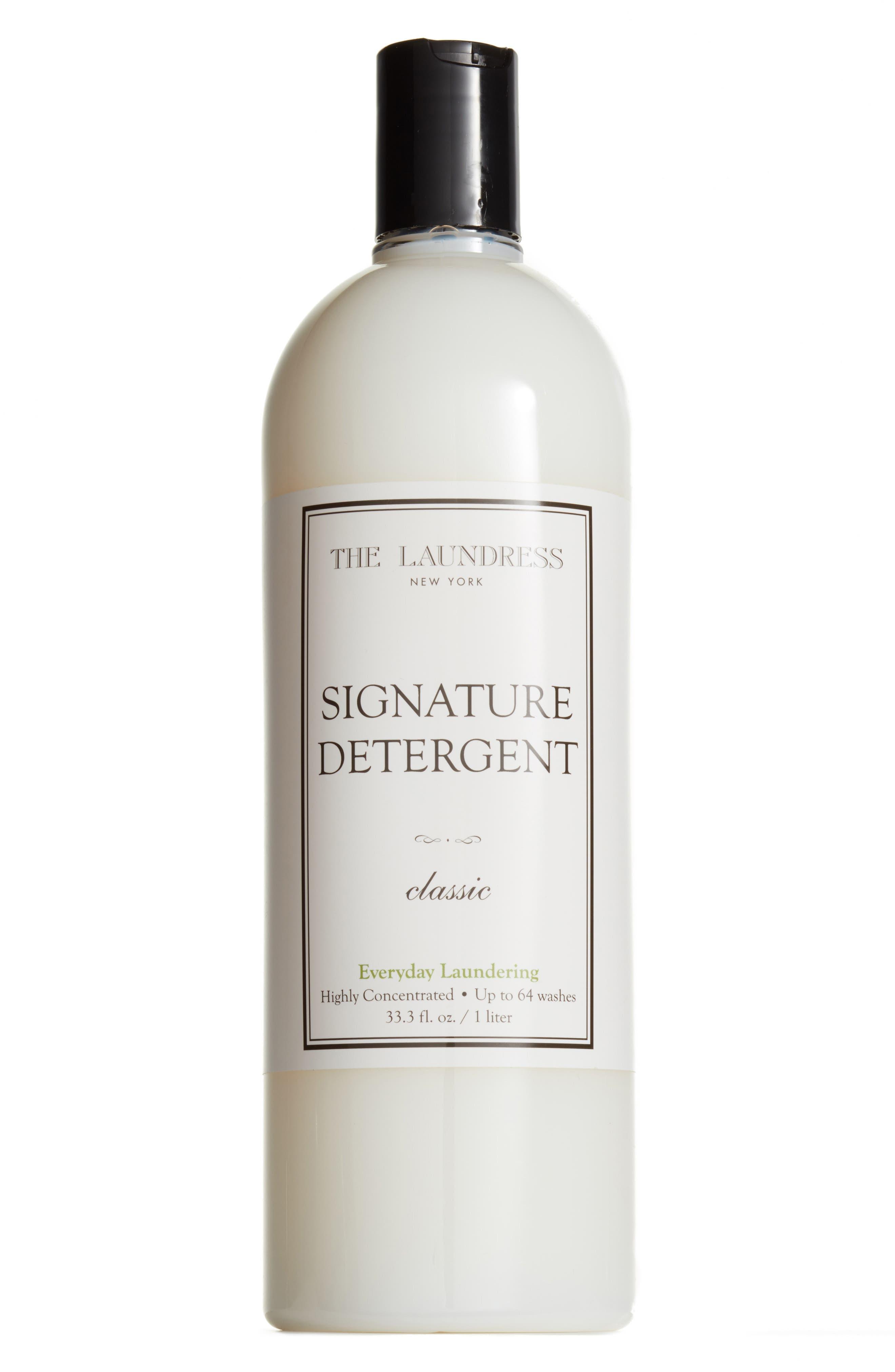 Classic Signature Detergent,                             Main thumbnail 1, color,                             000