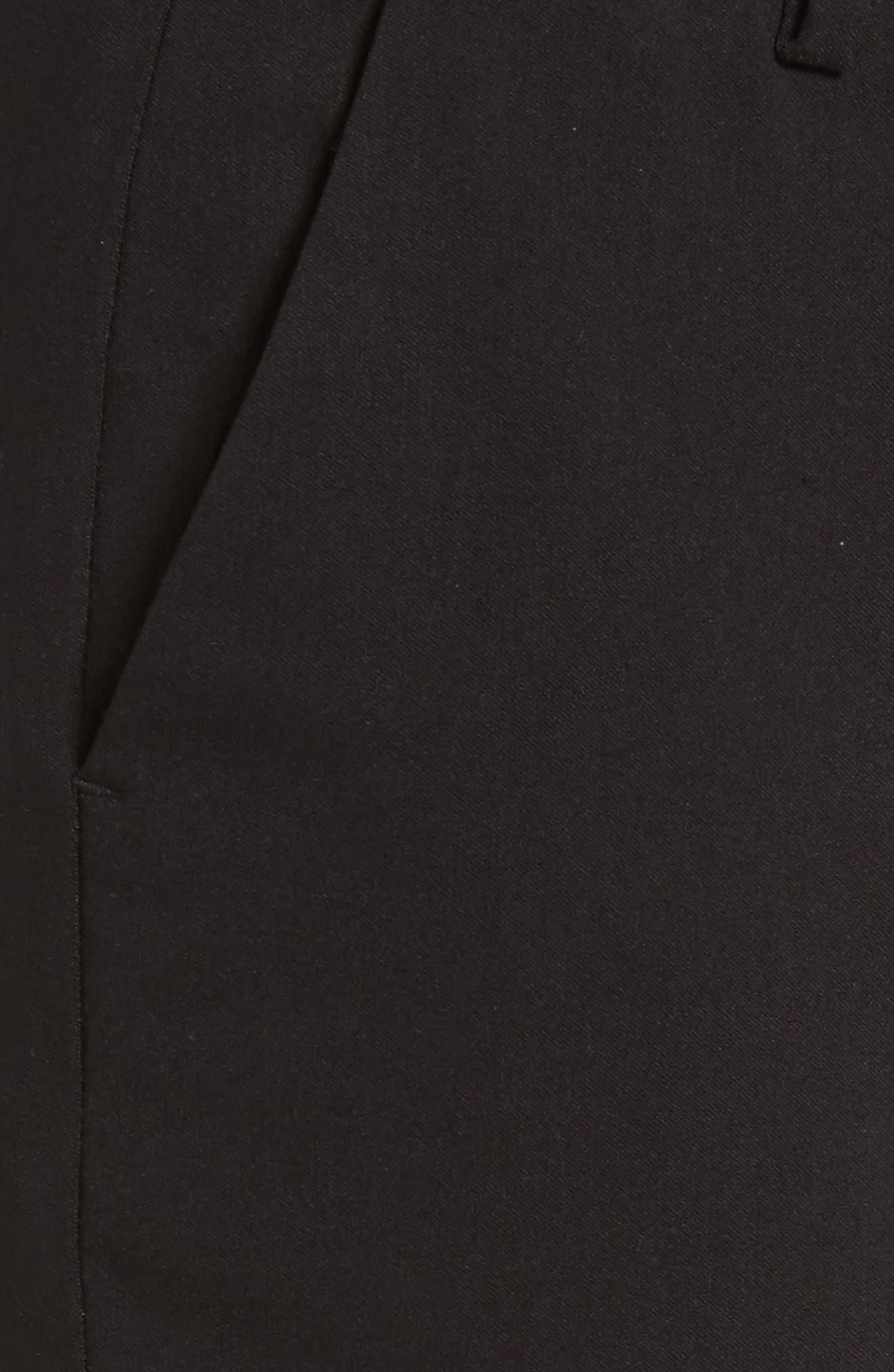 Miranda Slim Ankle Pants,                             Alternate thumbnail 5, color,                             001