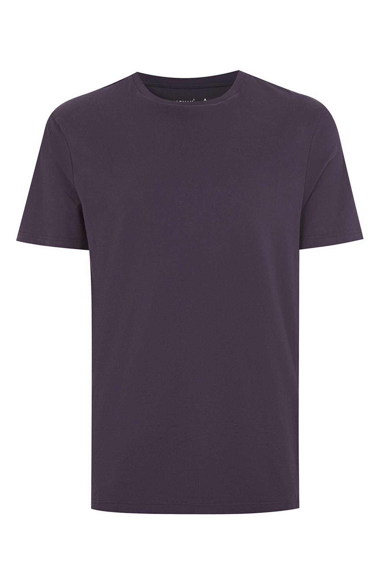 Slim Fit Crewneck T-Shirt,                             Alternate thumbnail 303, color,