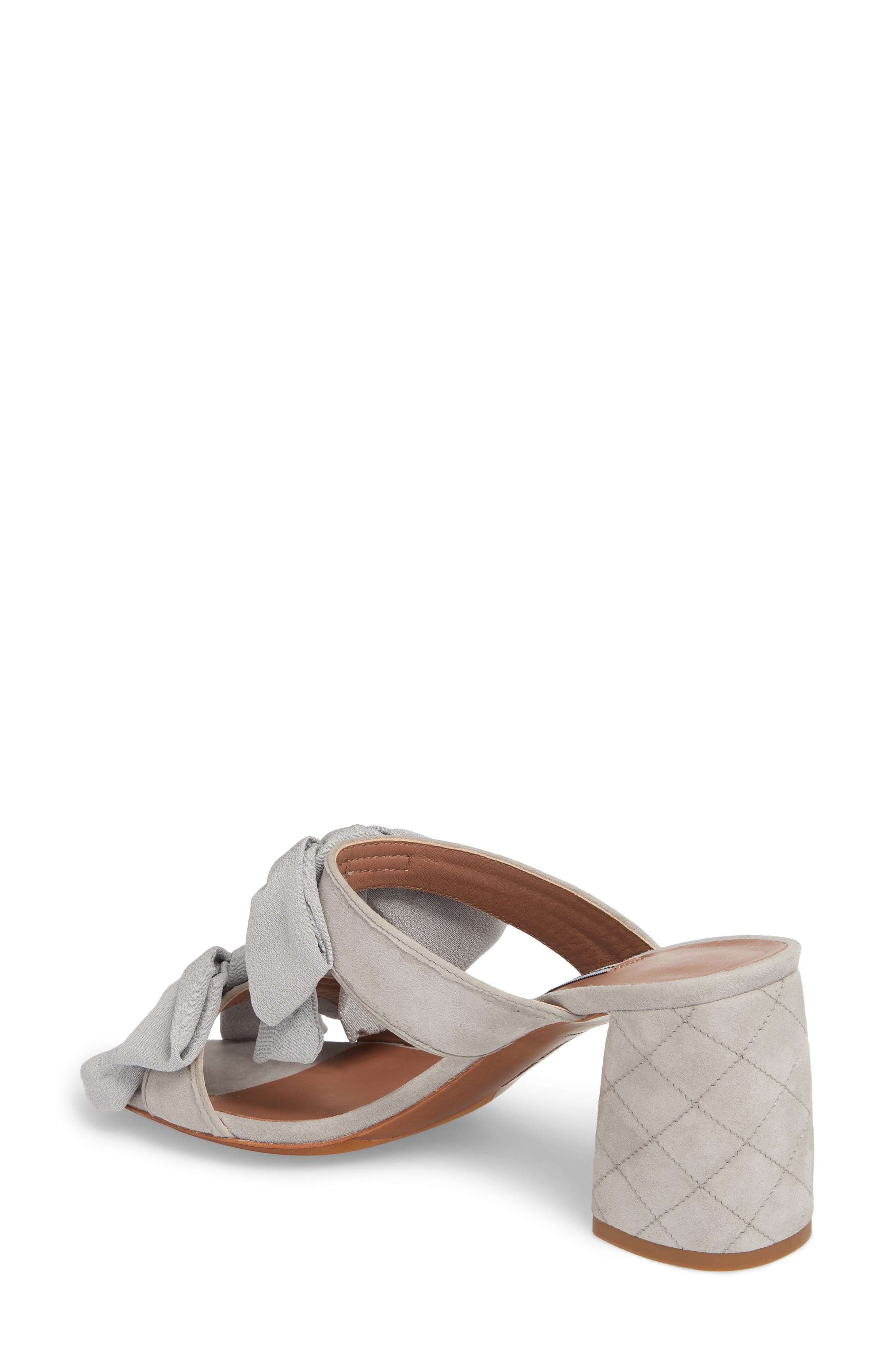 Barbi Bow Sandal,                             Alternate thumbnail 3, color,