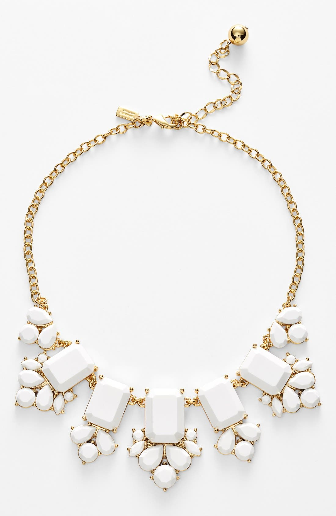 'daylight jewels' statement necklace,                         Main,                         color, 100