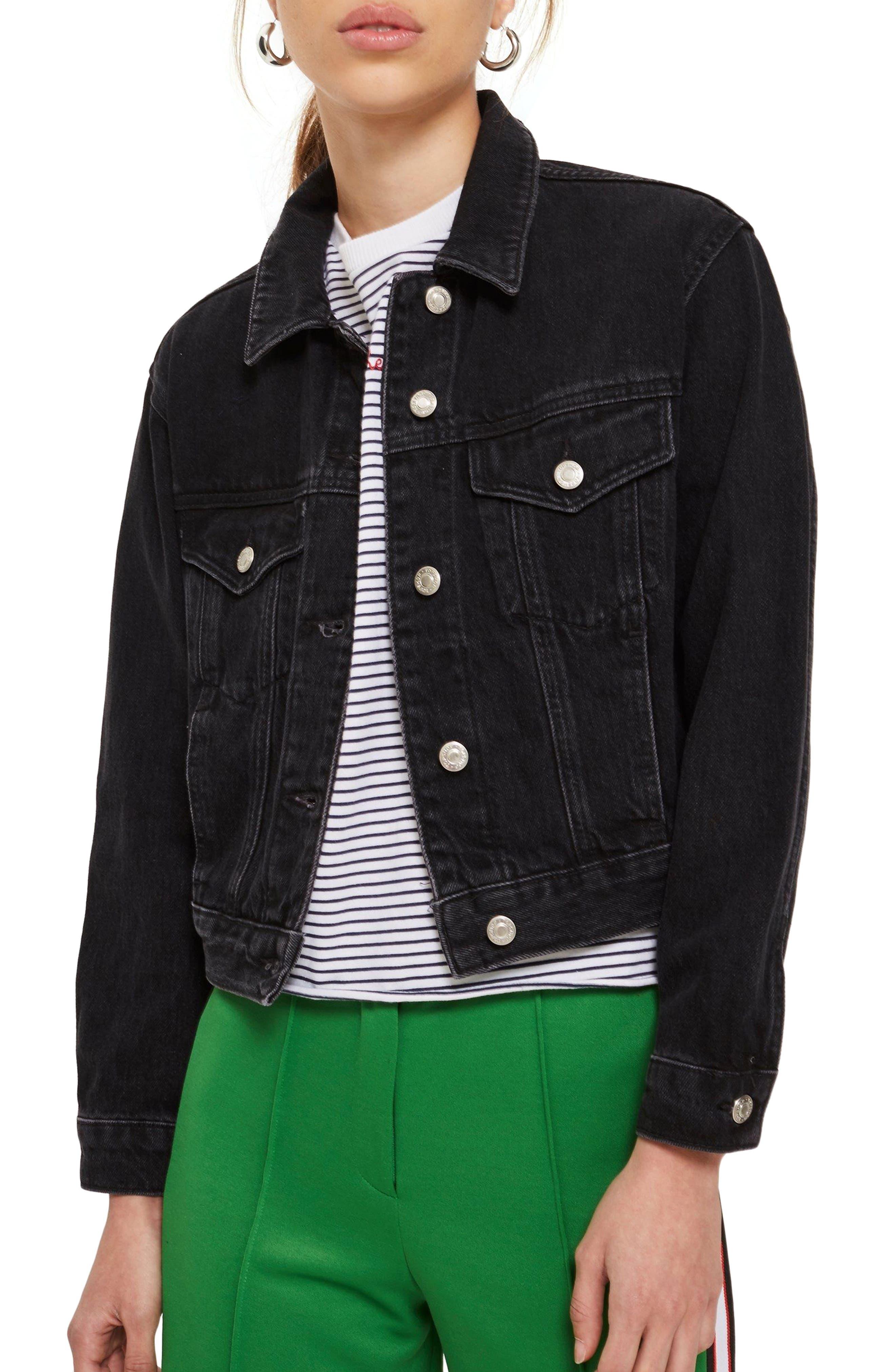 Matilda Denim Jacket,                         Main,                         color, 003
