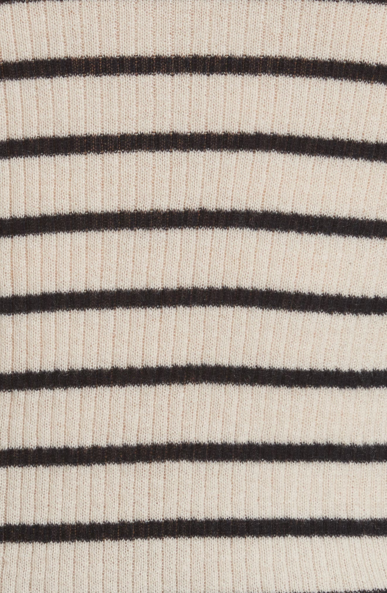 Stripe Ribbed Cashmere Sweater,                             Alternate thumbnail 10, color,