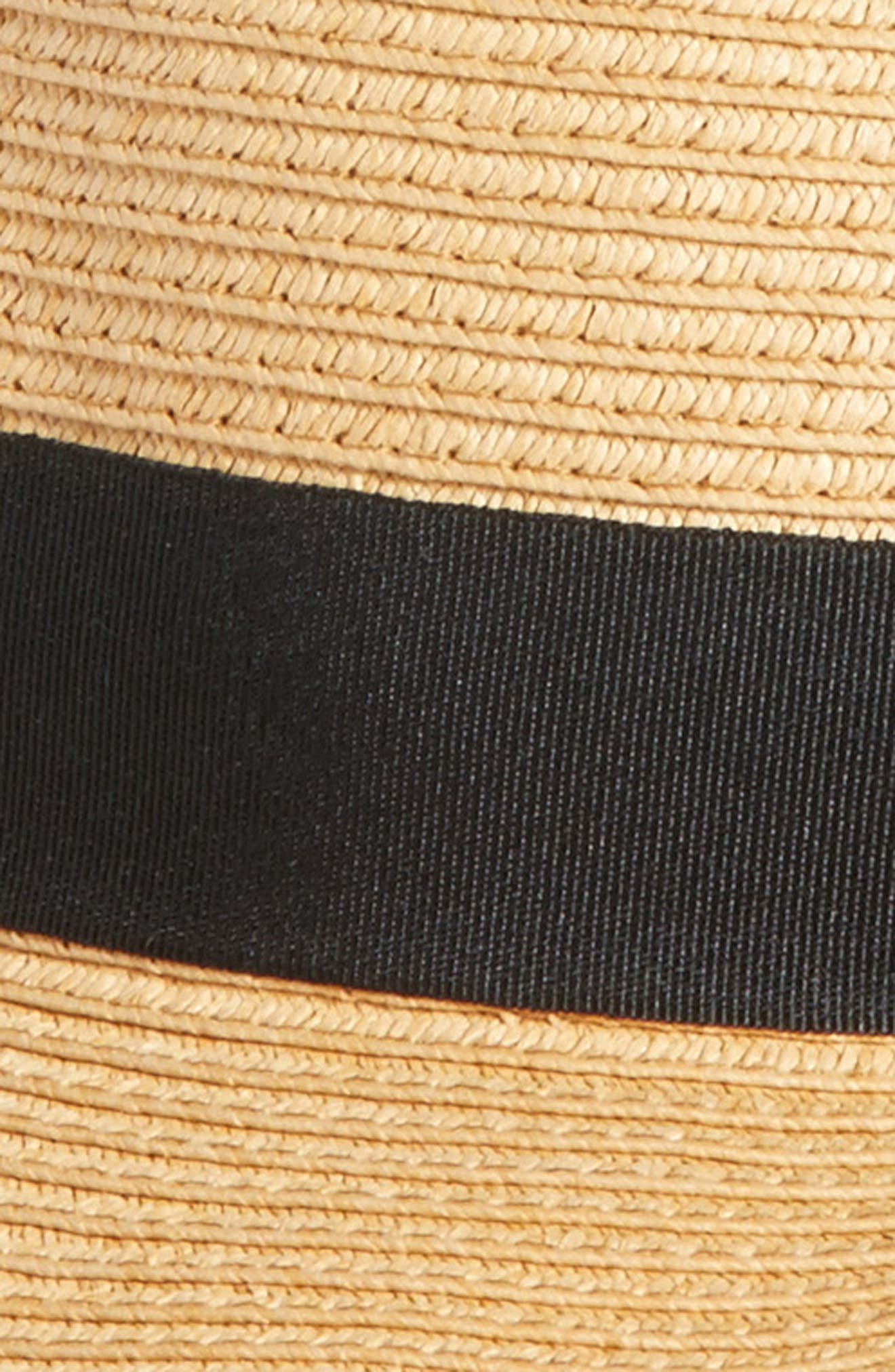 Straw Boater Hat,                             Alternate thumbnail 2, color,                             238