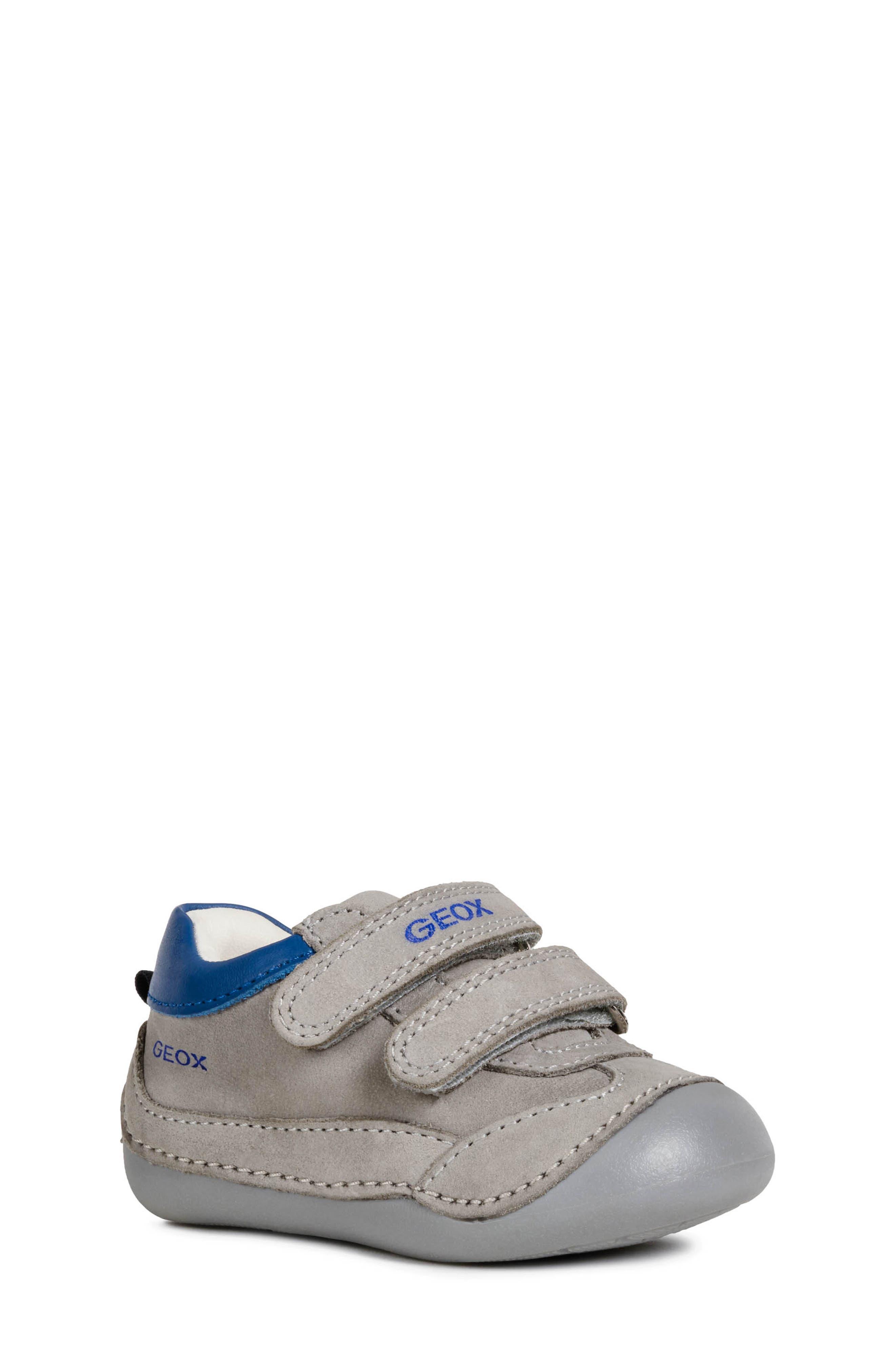 Tutim Sneaker,                             Main thumbnail 1, color,                             GREY/ ROYAL