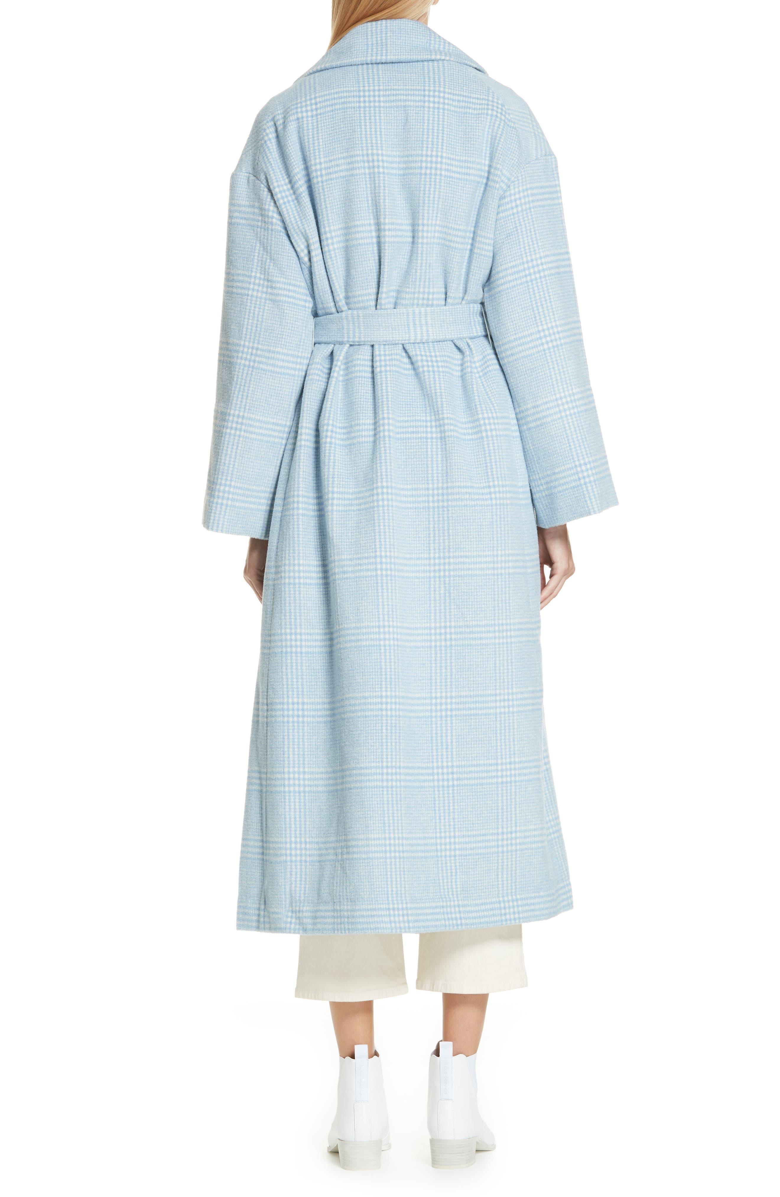 Woodside Coat,                             Alternate thumbnail 2, color,                             SERENITY BLUE