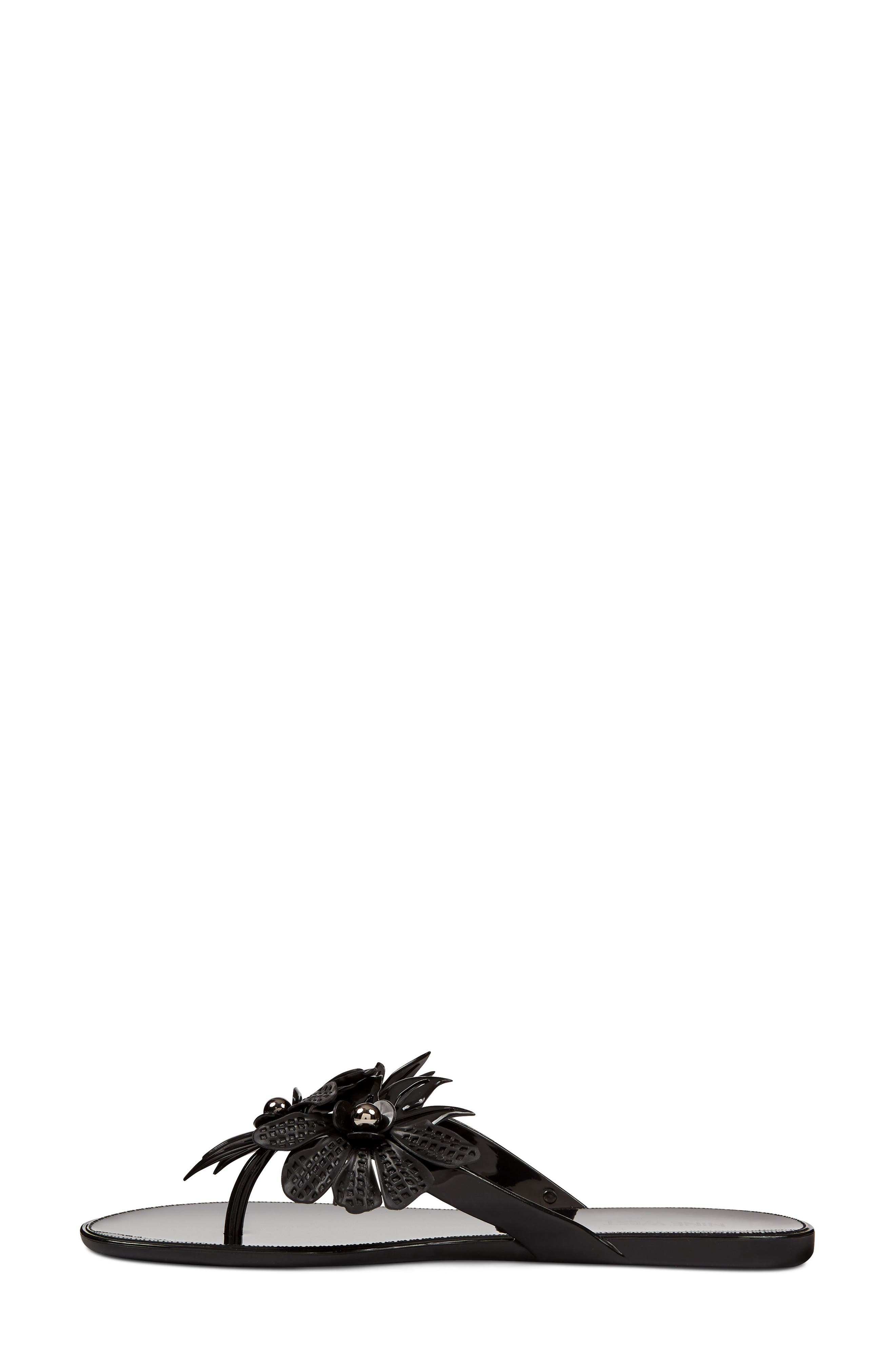 Macinee Thong Sandal,                             Alternate thumbnail 2, color,                             001