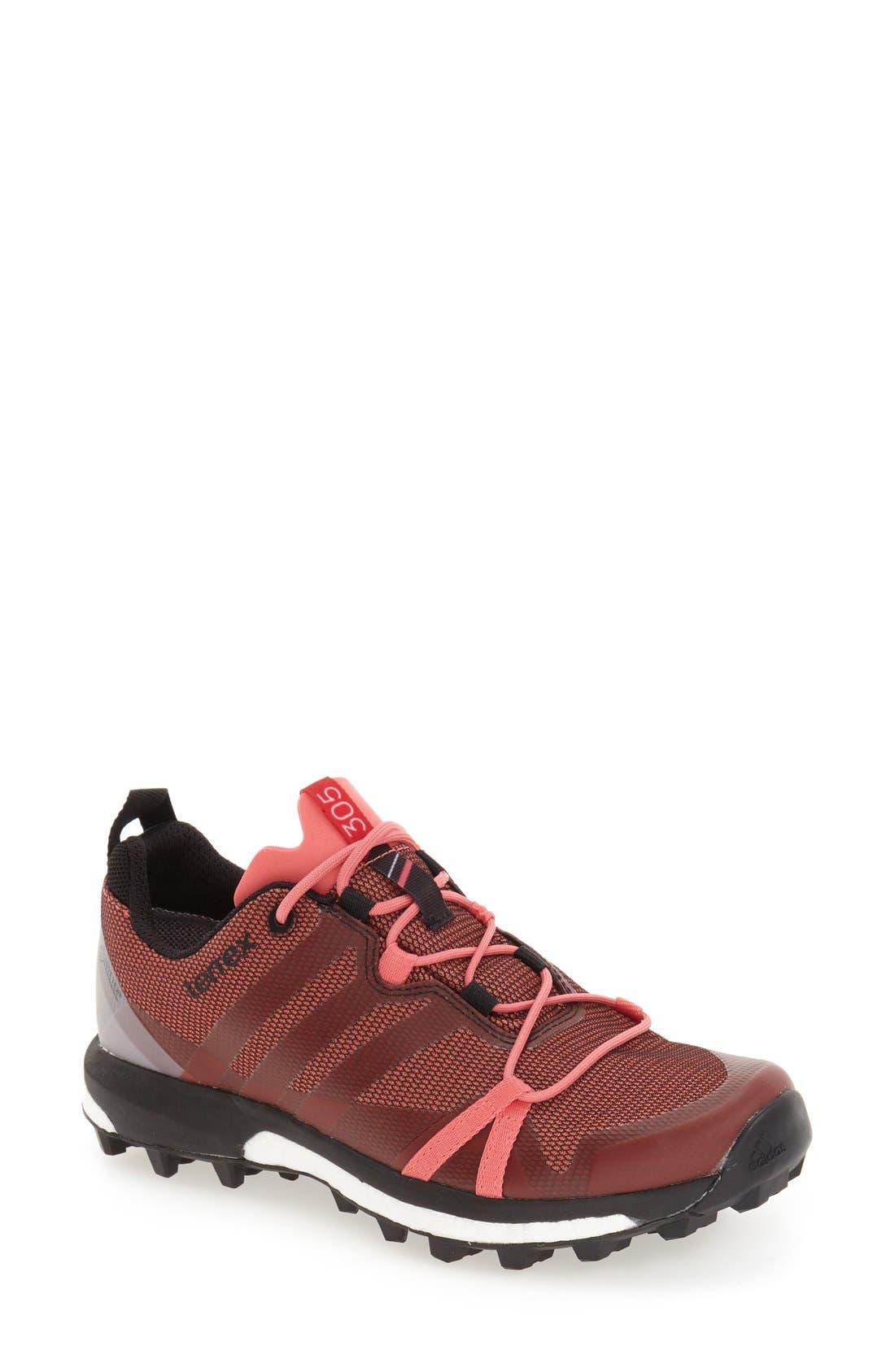 'Terrex Agravic GTX' Trail Shoe,                             Main thumbnail 6, color,