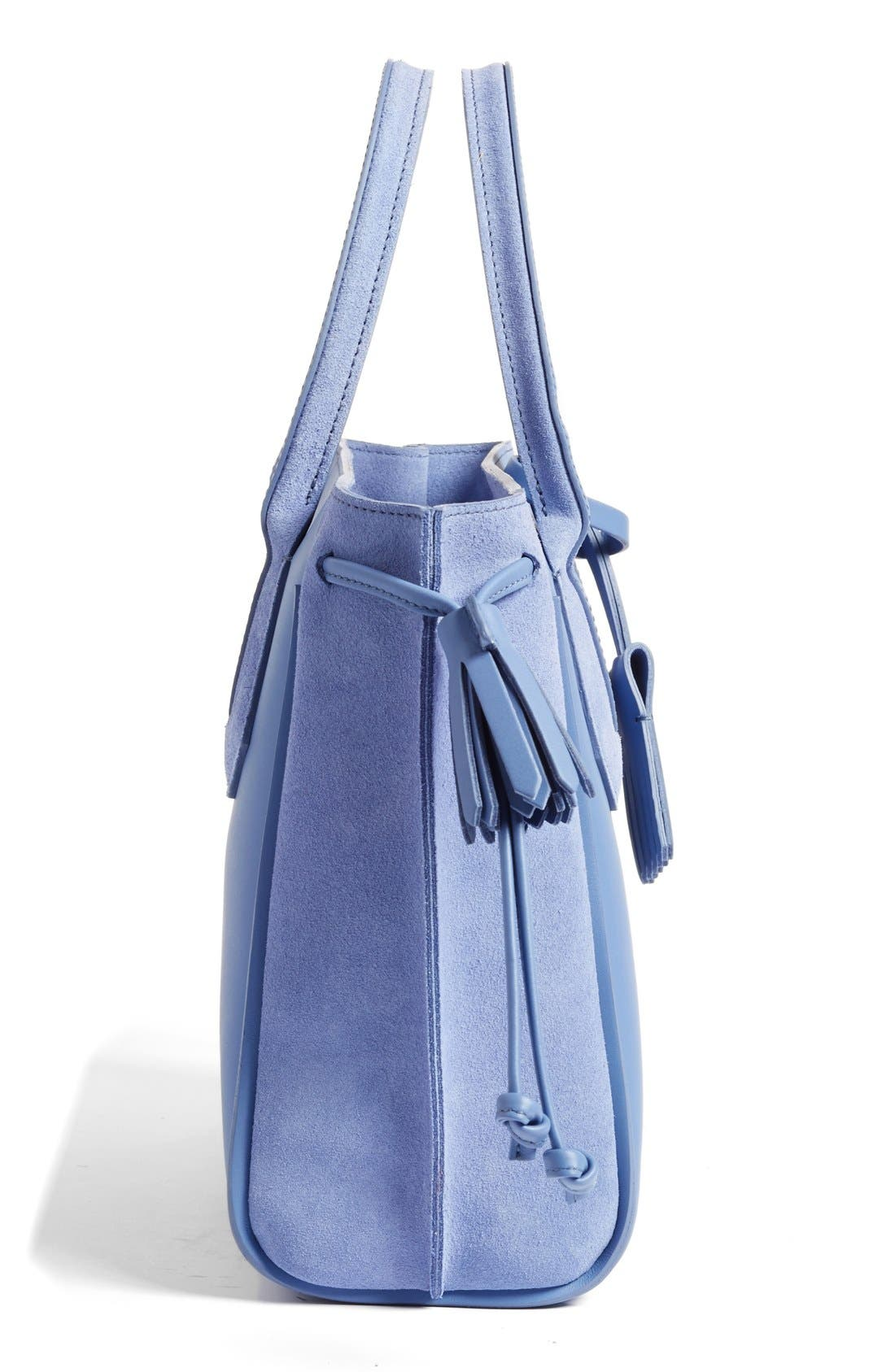 'Small Penelope Fantasie' Leather Tote,                             Alternate thumbnail 10, color,