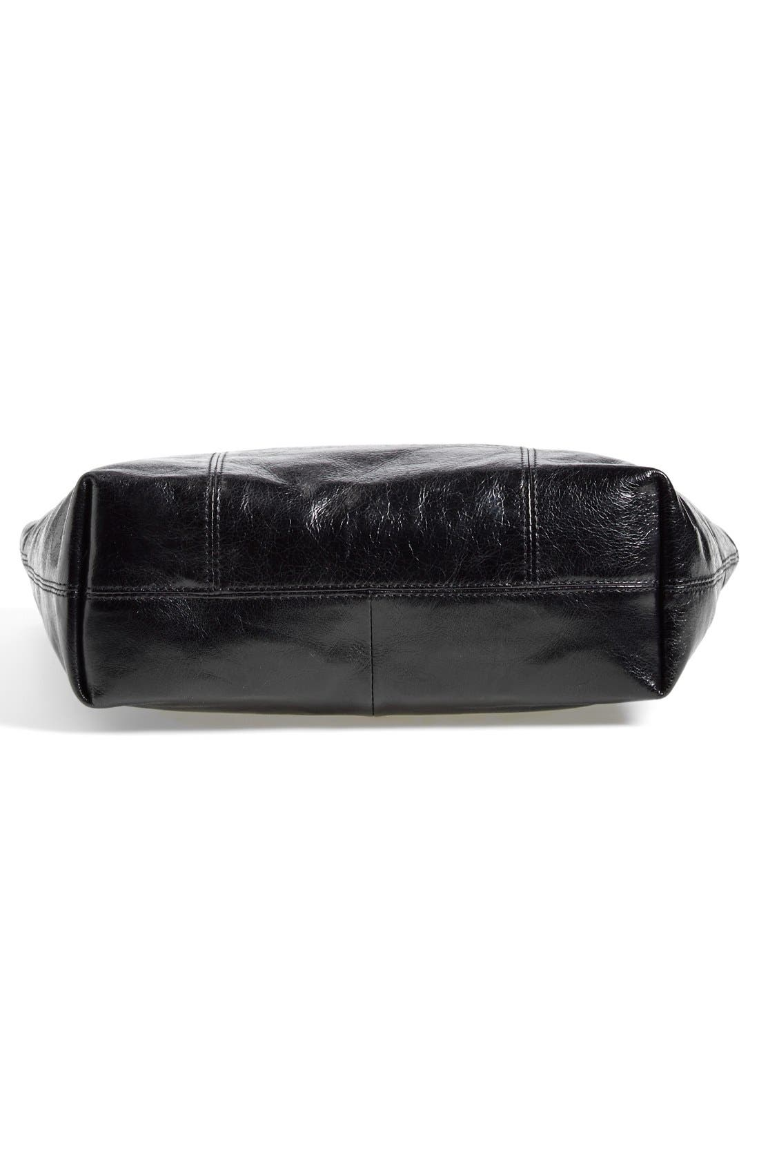'Cecily' Mini Leather Tote,                             Alternate thumbnail 2, color,                             001
