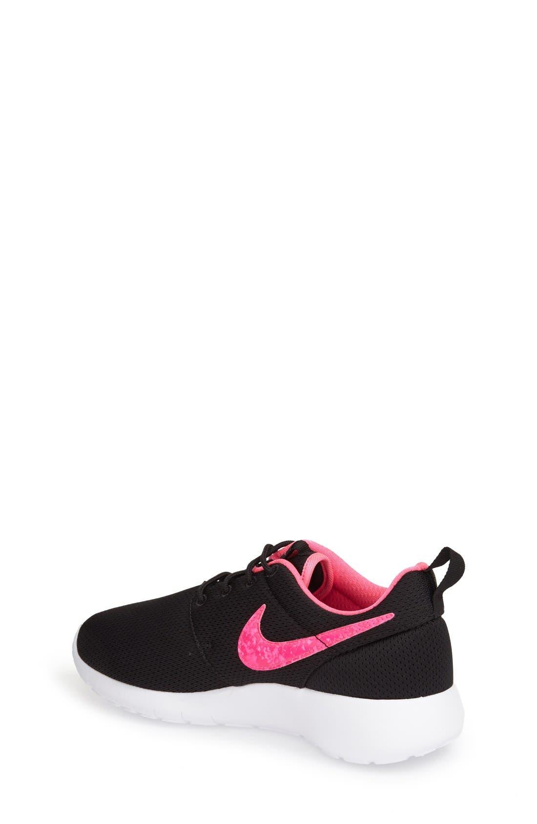 'Roshe Run' Athletic Shoe,                             Alternate thumbnail 77, color,