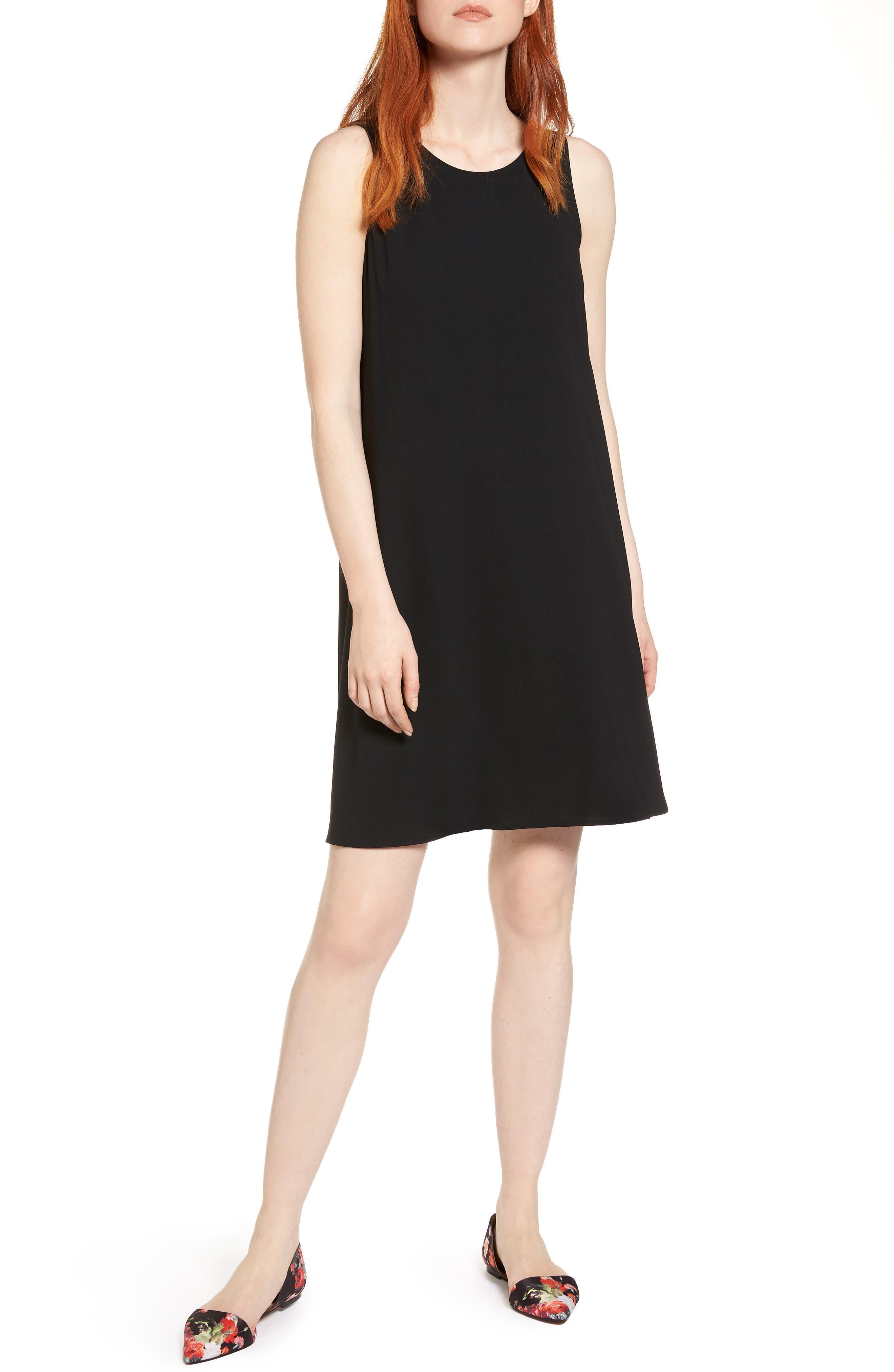 A-Line Dress,                             Alternate thumbnail 124, color,