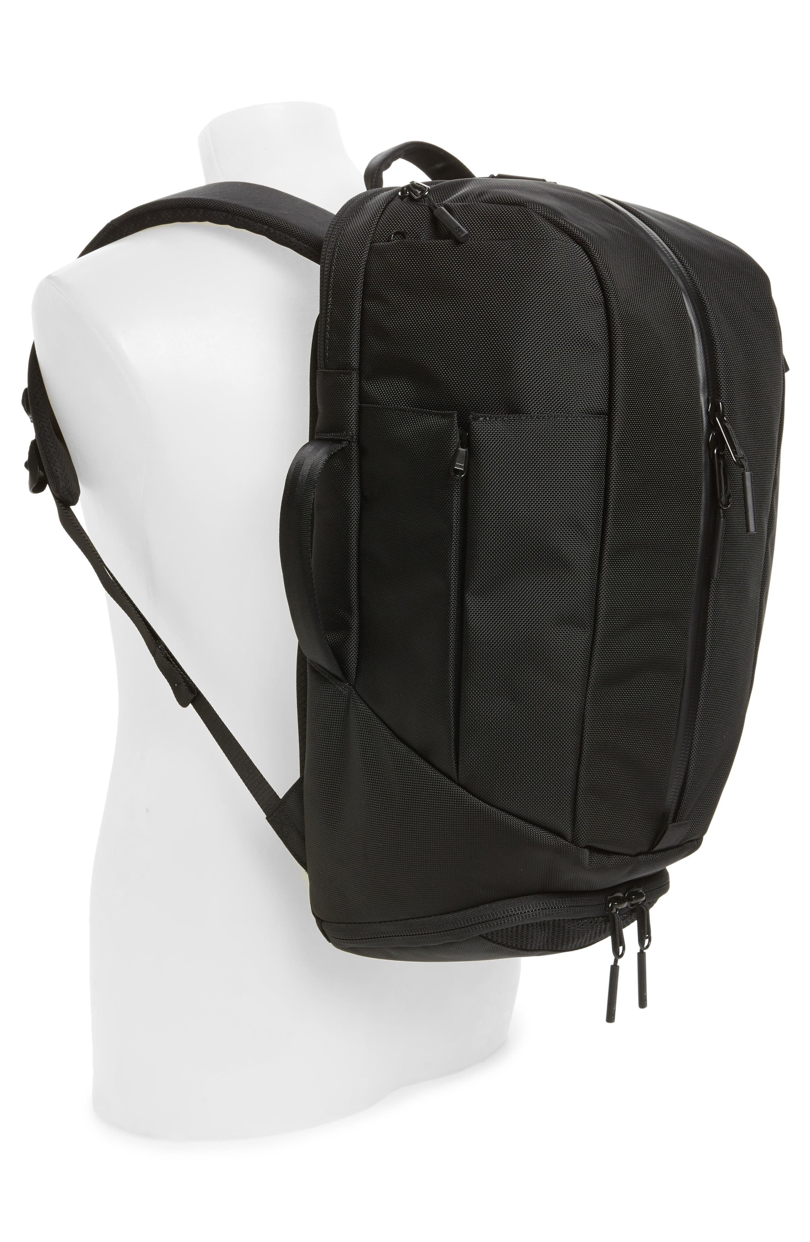 Duffel Pack 2 Convertible Backpack,                             Alternate thumbnail 2, color,                             BLACK