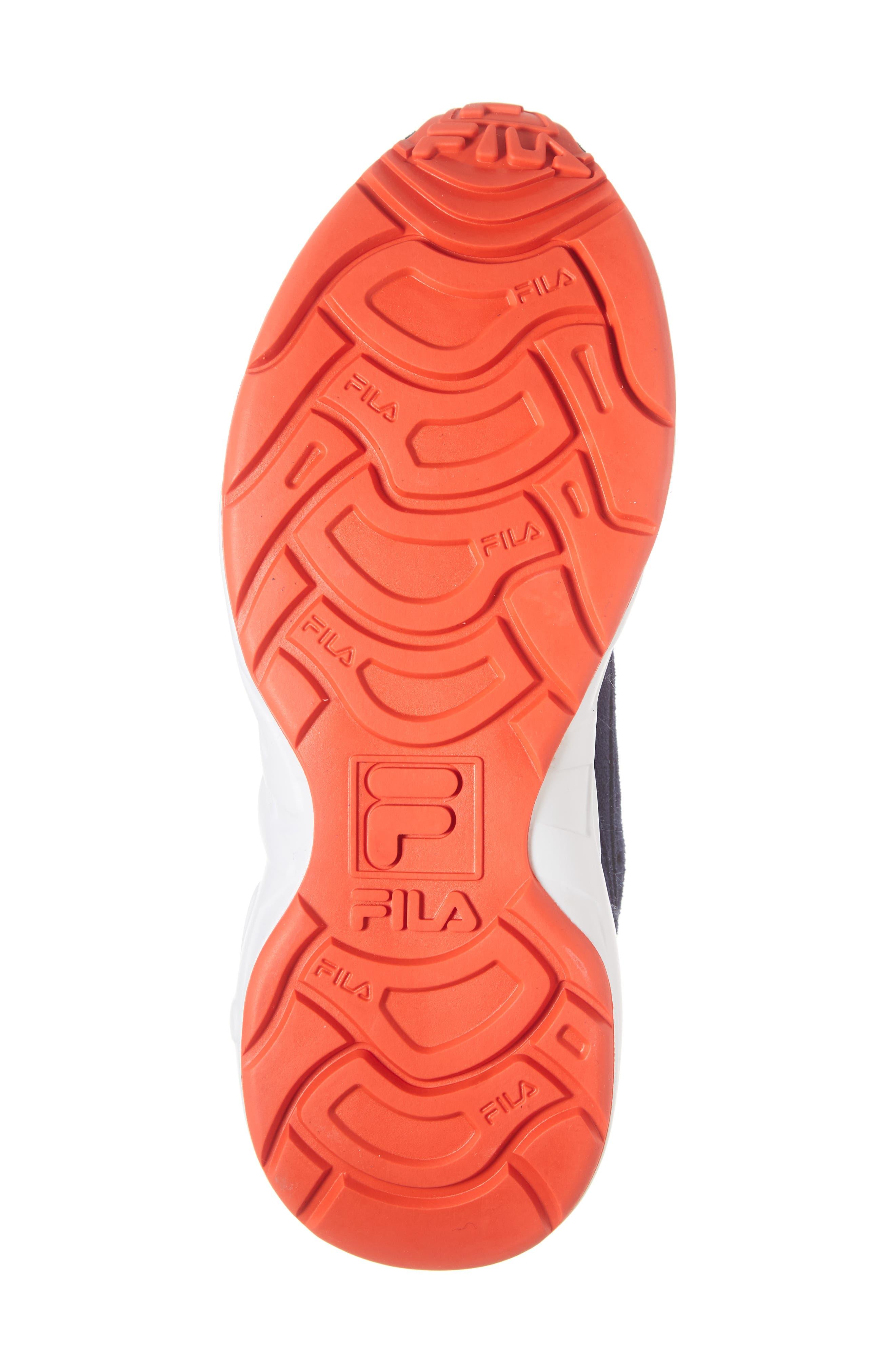 Mindblower Sneaker,                             Alternate thumbnail 6, color,                             NAVY/ WHITE/ RED
