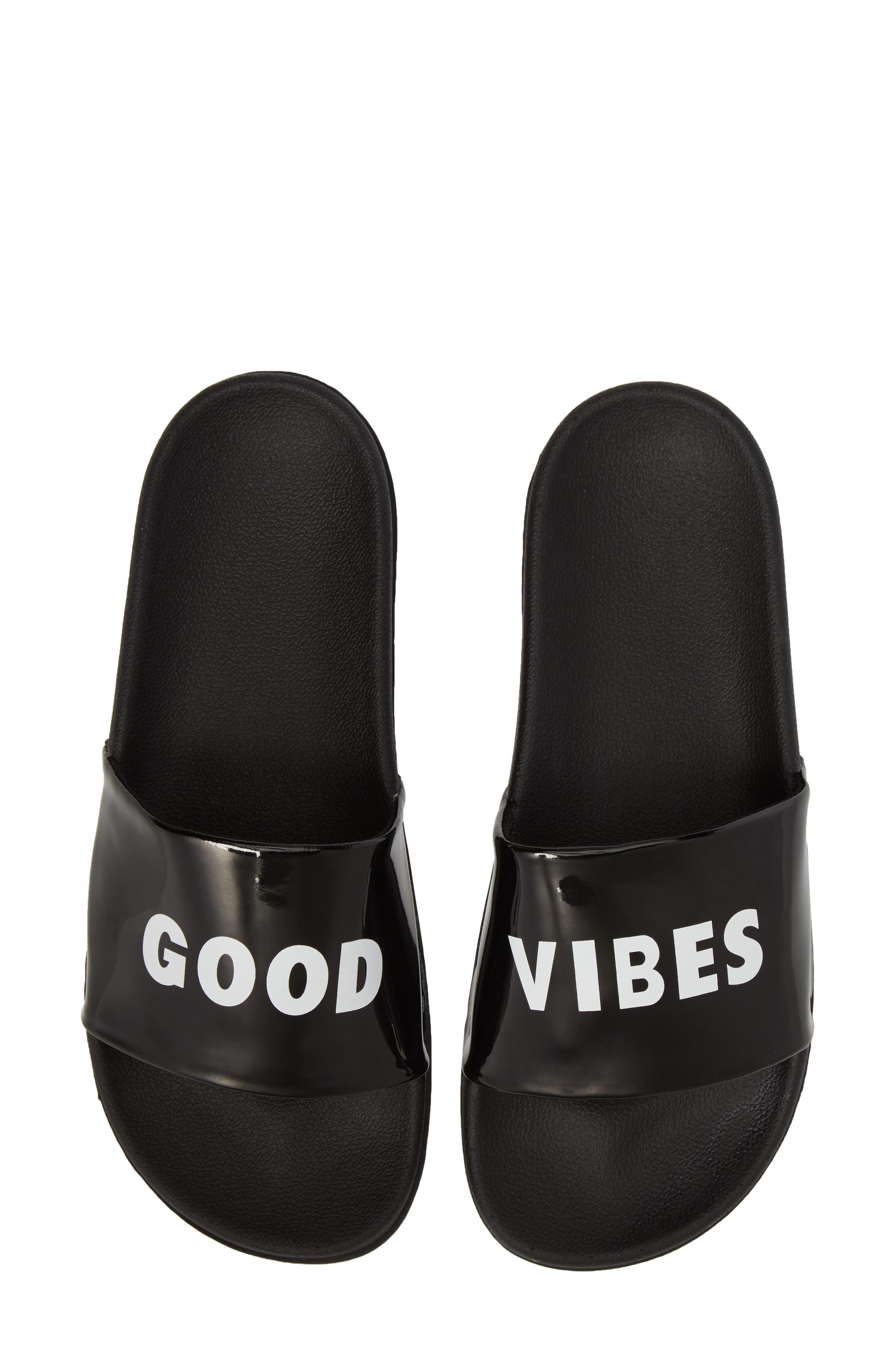 Show Slide Sandal,                         Main,                         color, 003