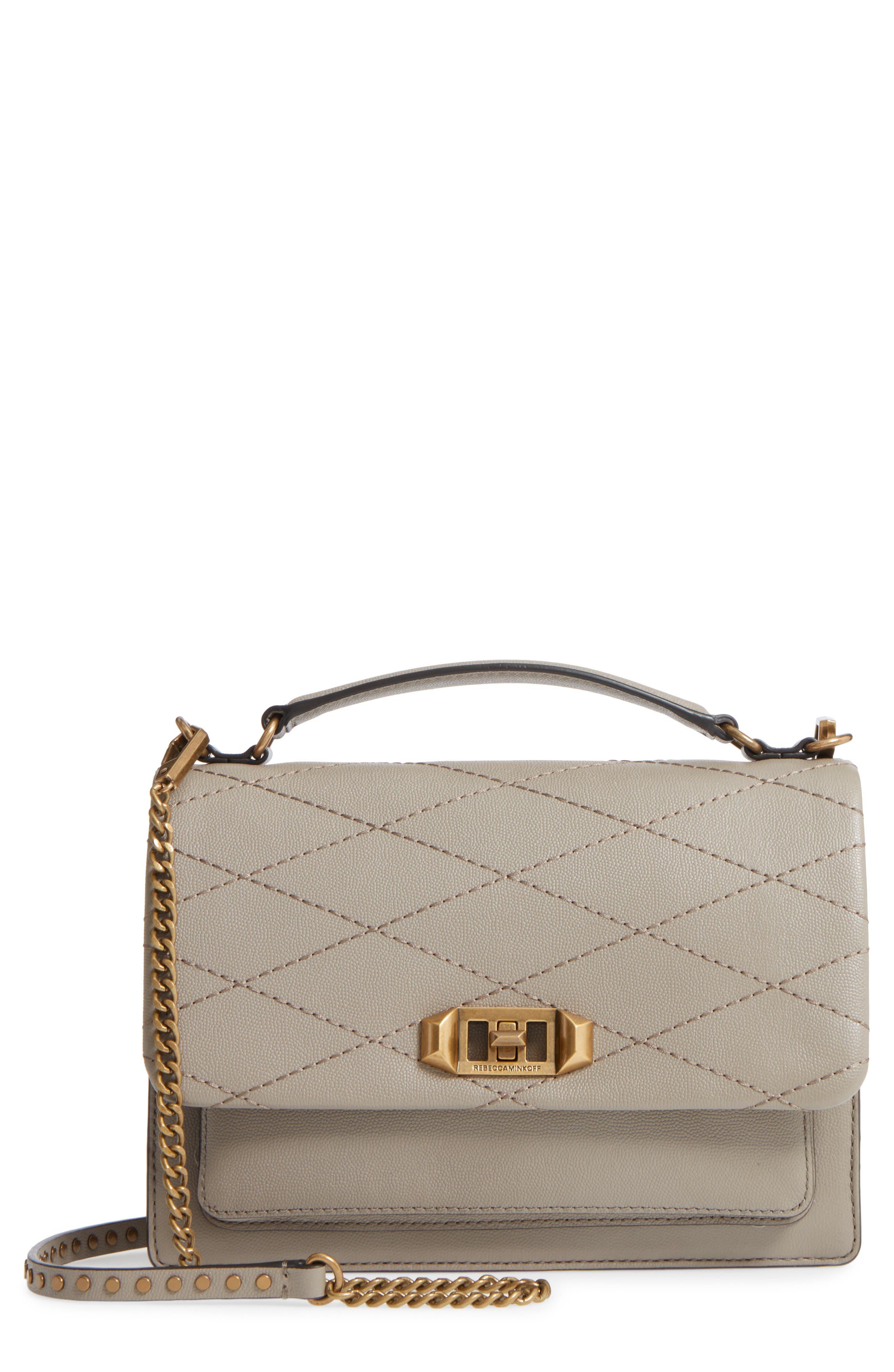 Medium Je T'aime Convertible Leather Crossbody Bag,                             Main thumbnail 4, color,