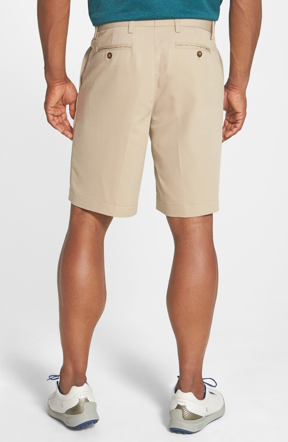 Microfiber Twill Shorts,                             Alternate thumbnail 11, color,