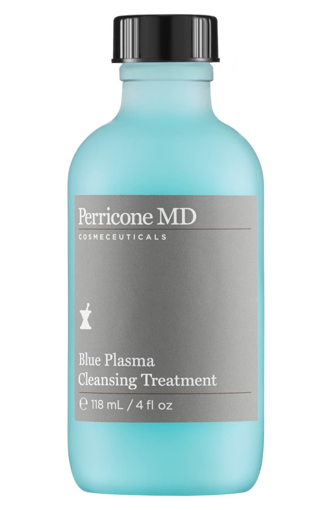 Blue Plasma Cleansing Treatment,                             Main thumbnail 1, color,                             000