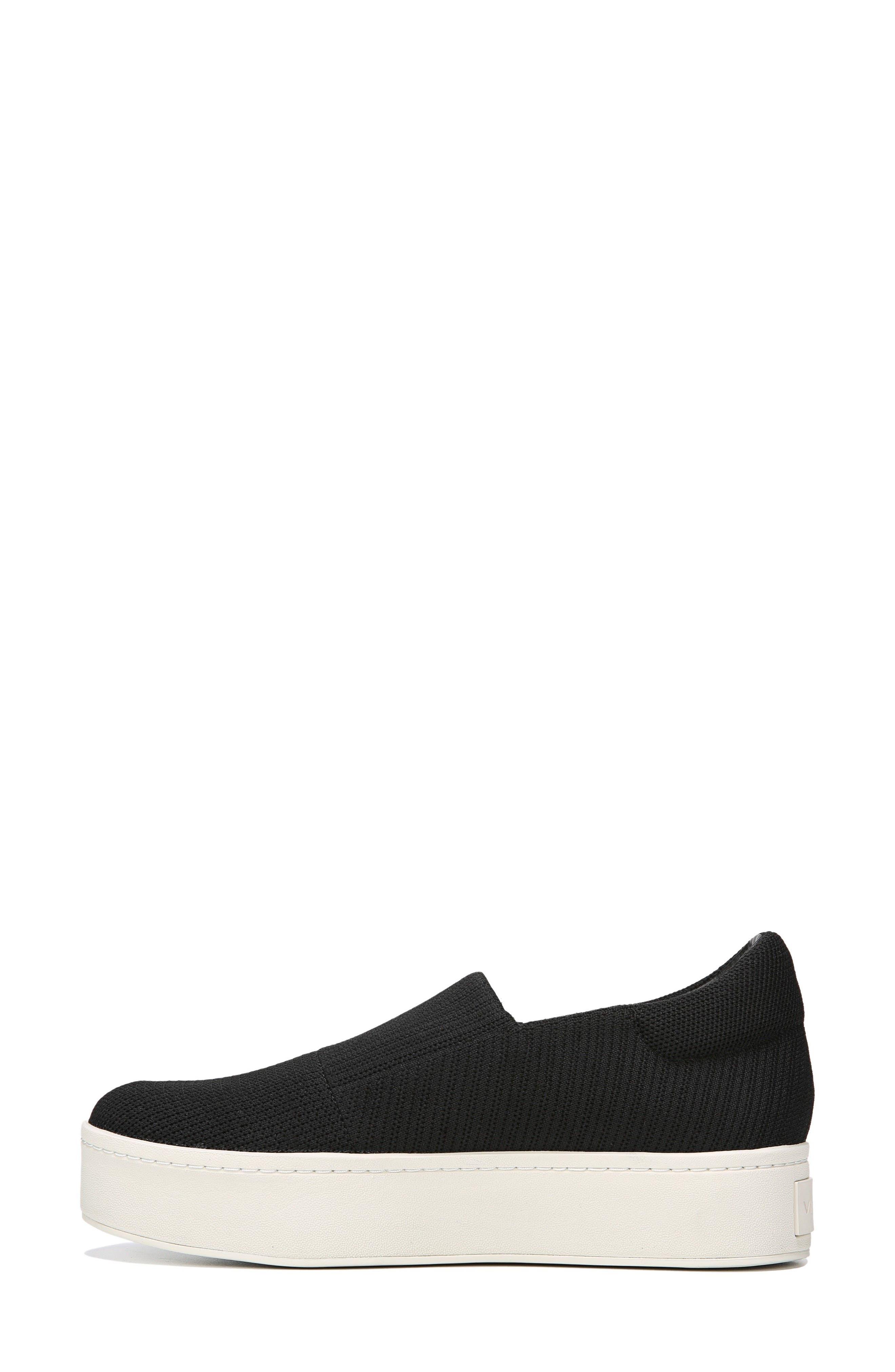 Walsh Slip-On Sneaker,                             Alternate thumbnail 3, color,                             001