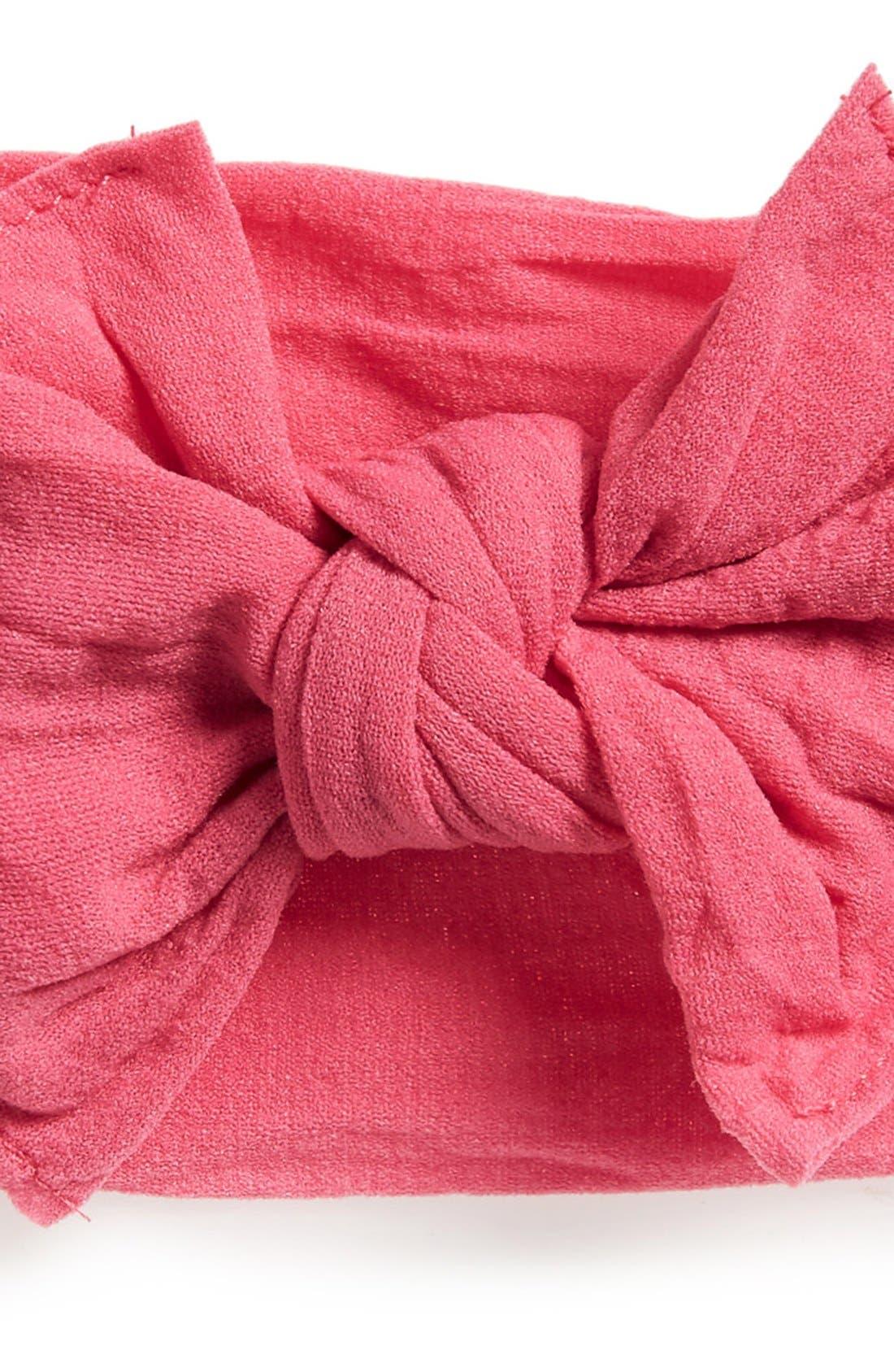 Knot Headbands,                             Alternate thumbnail 3, color,                             PINK
