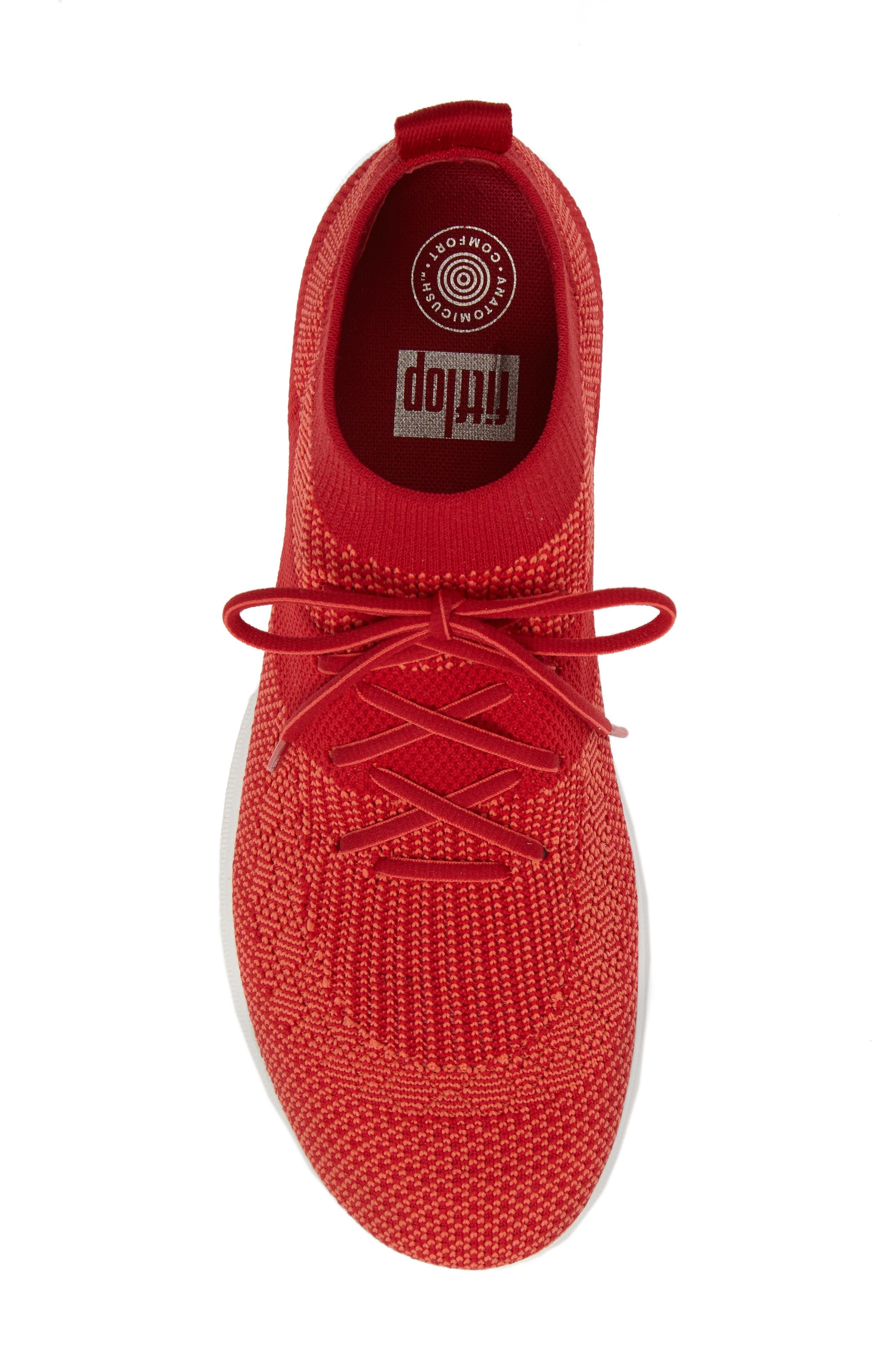 Überknit High Top Sneaker,                             Alternate thumbnail 28, color,