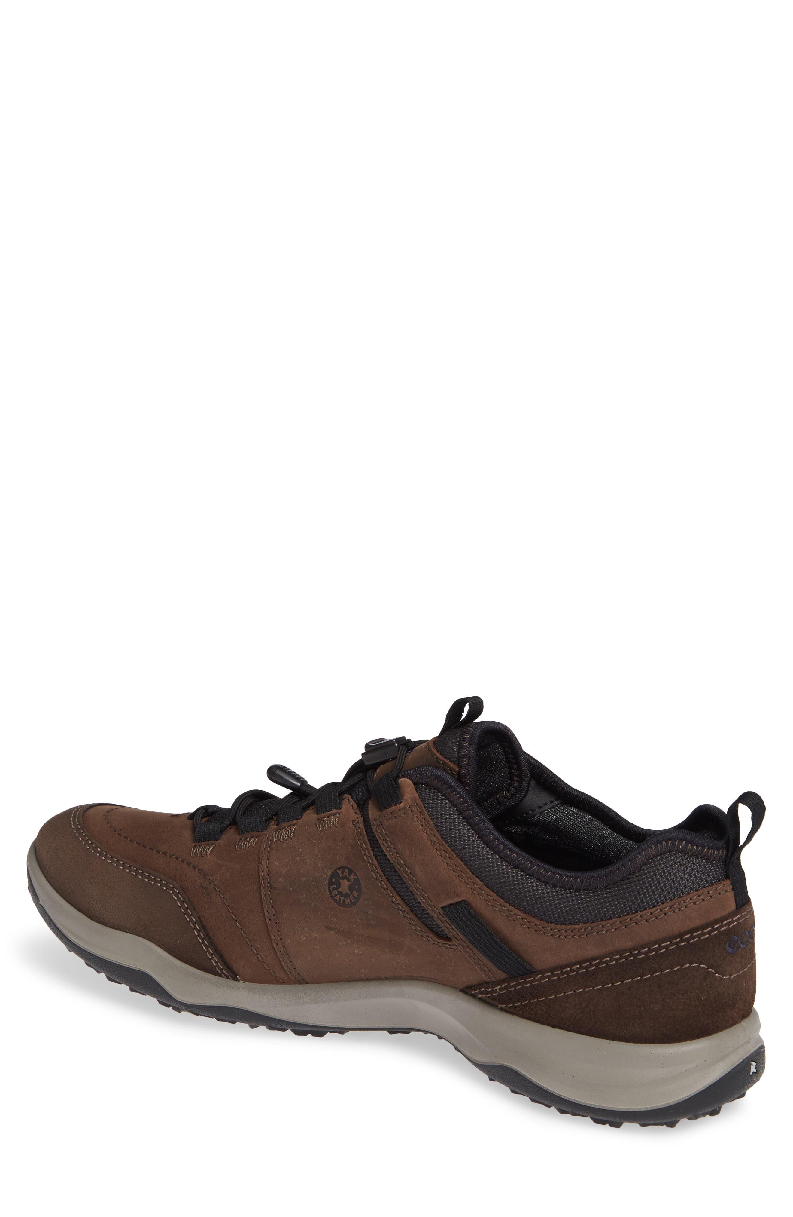 'Espinho GTX' Sneaker,                             Alternate thumbnail 2, color,                             ESPRESSO NUBUCK