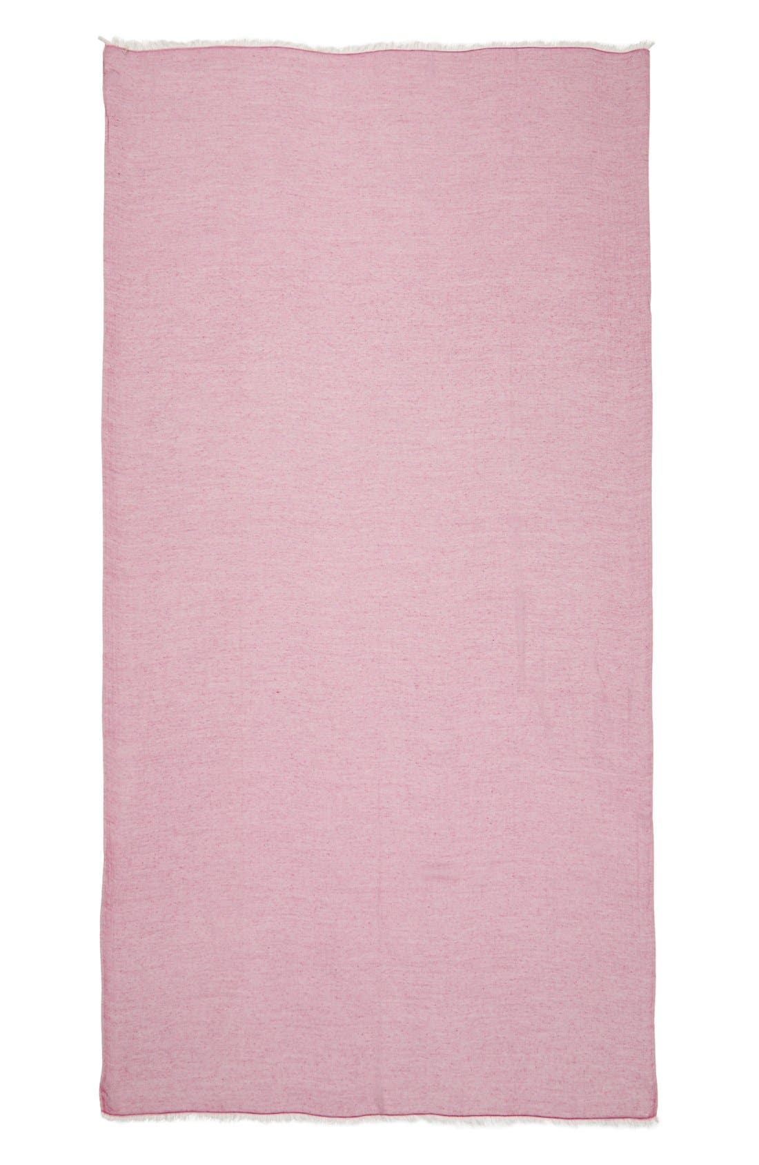 Modal Silk Blend Scarf,                             Alternate thumbnail 95, color,