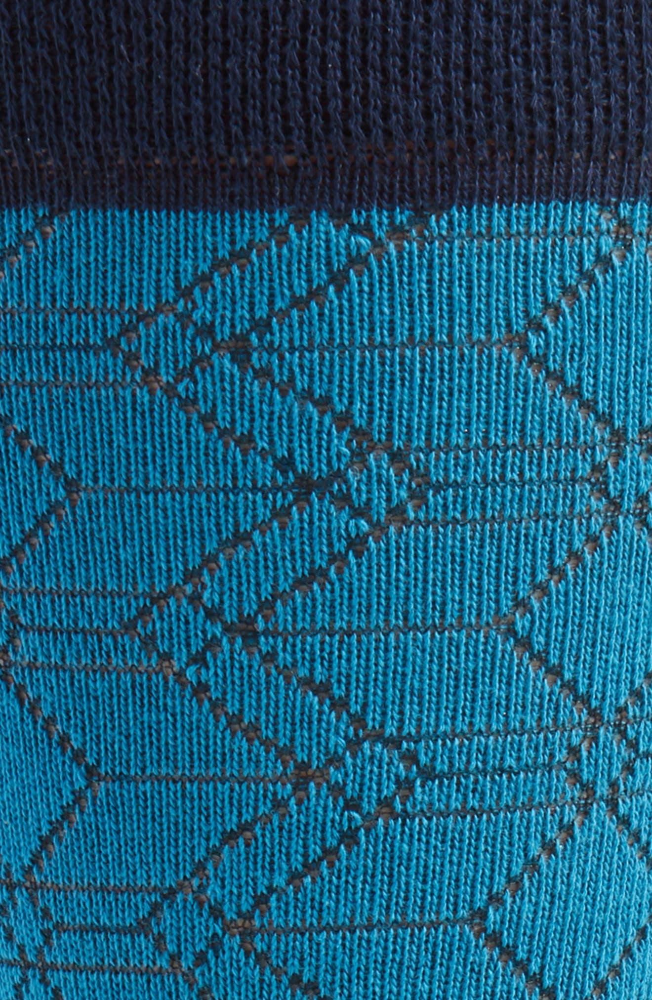 Geo Socks,                             Alternate thumbnail 2, color,                             421