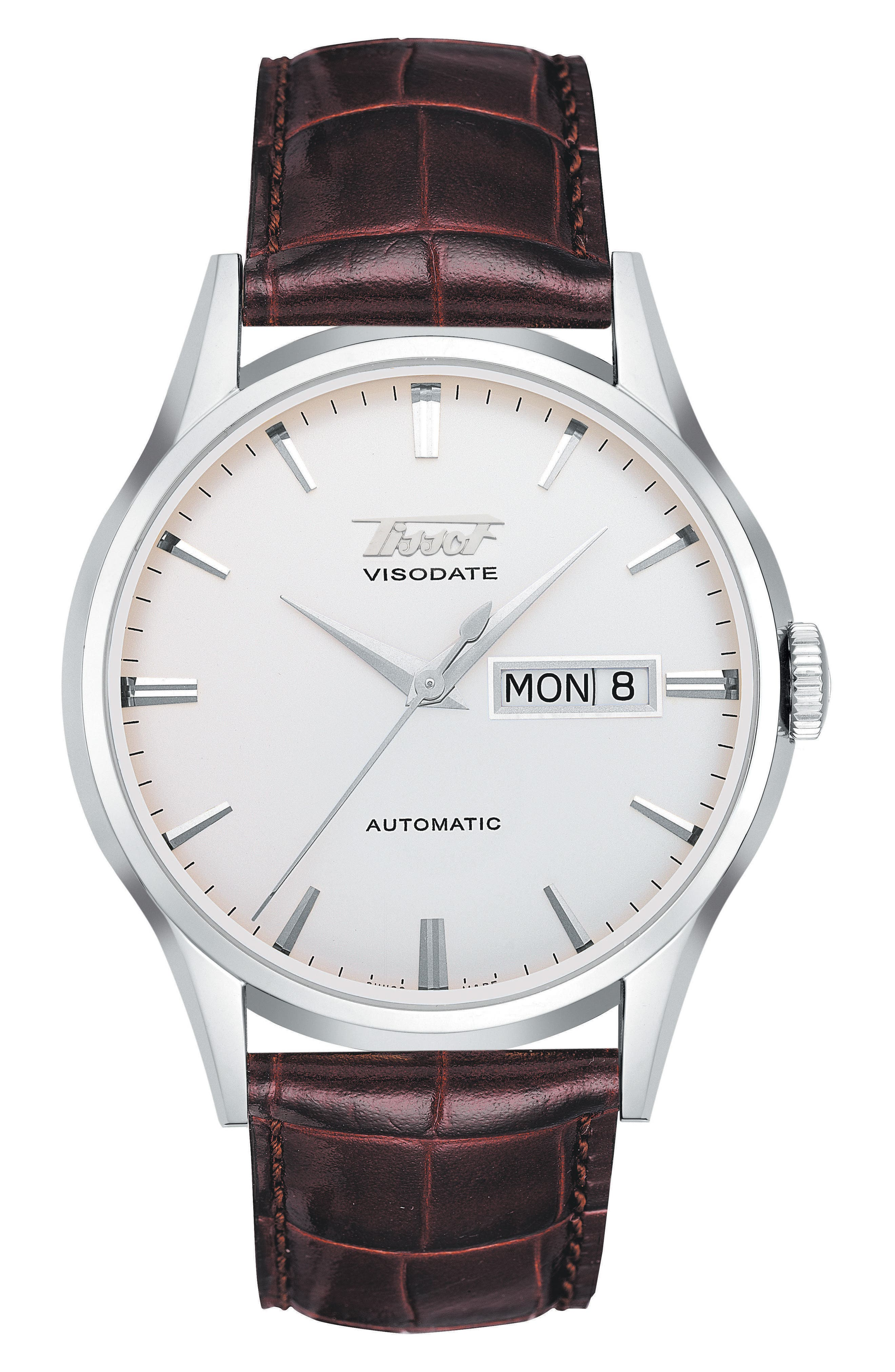 Heritage Visodate Automatic Watch, 40mm,                             Main thumbnail 2, color,