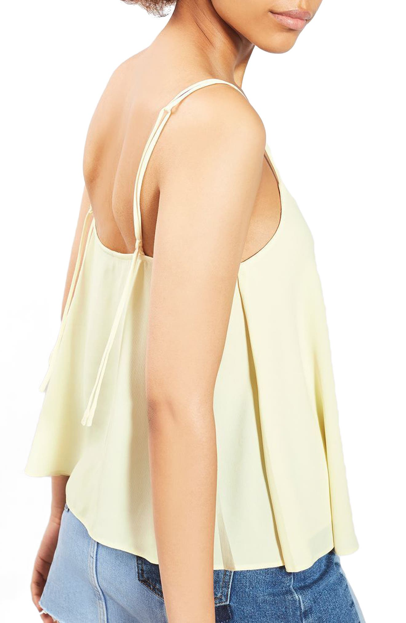 Rouleau Swing Camisole,                             Alternate thumbnail 32, color,