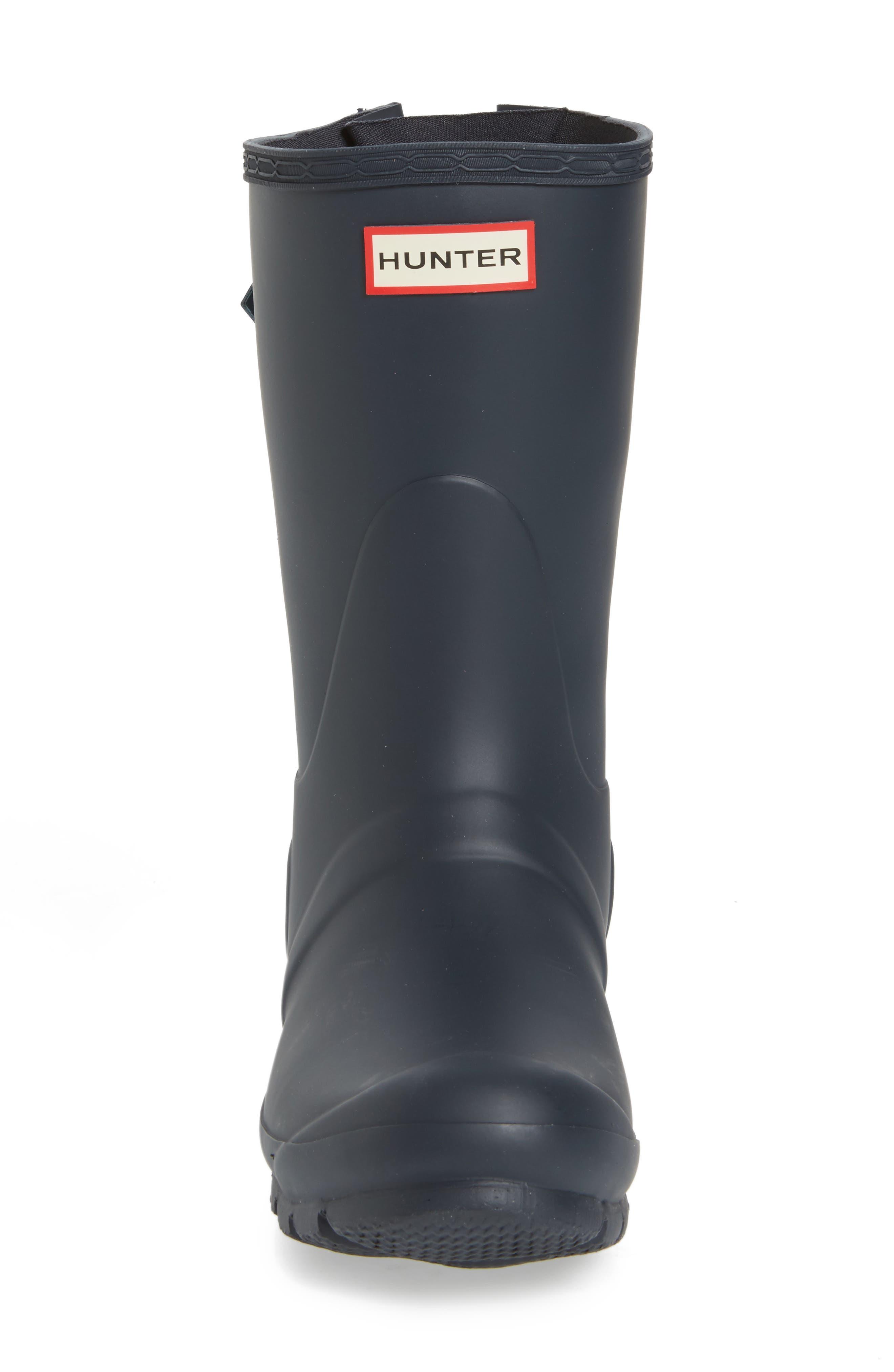 Original Short Back Adjustable Rain Boot,                             Alternate thumbnail 38, color,