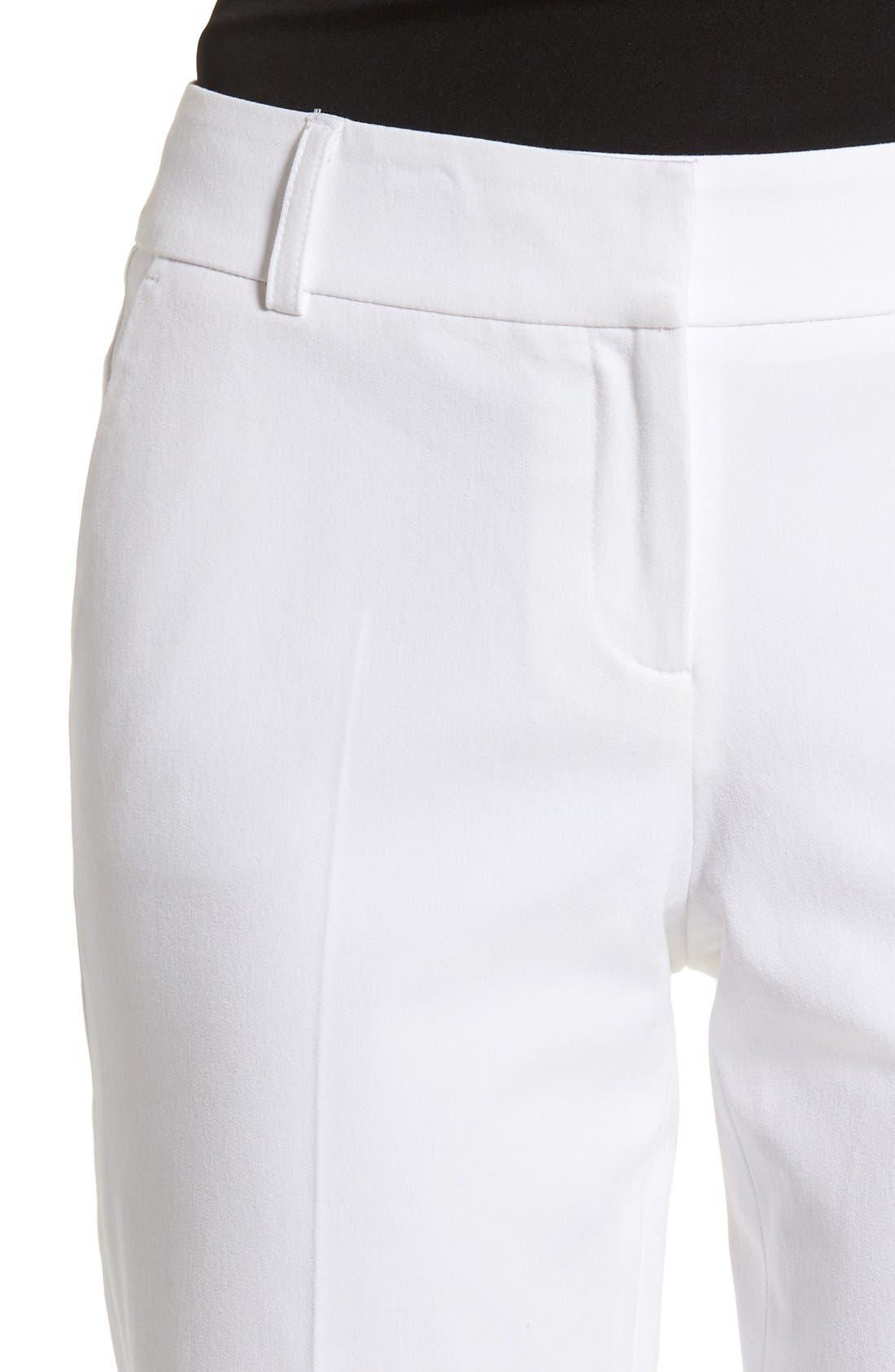 Stretch Bermuda Shorts,                             Alternate thumbnail 33, color,