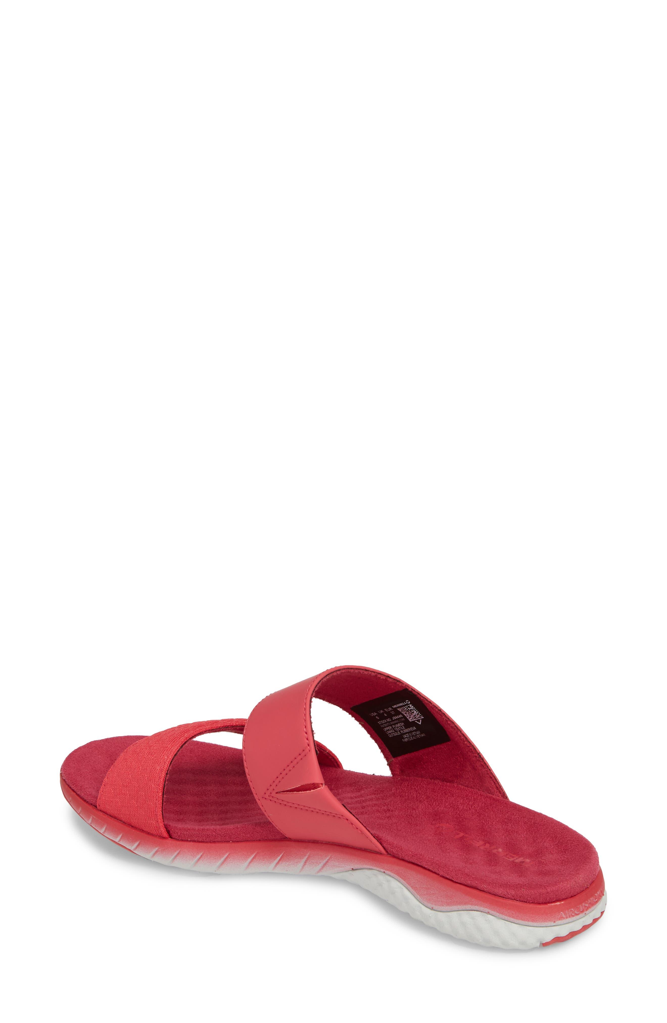 1SIX8 Linna Air Cushion+ Slide Sandal,                             Alternate thumbnail 8, color,