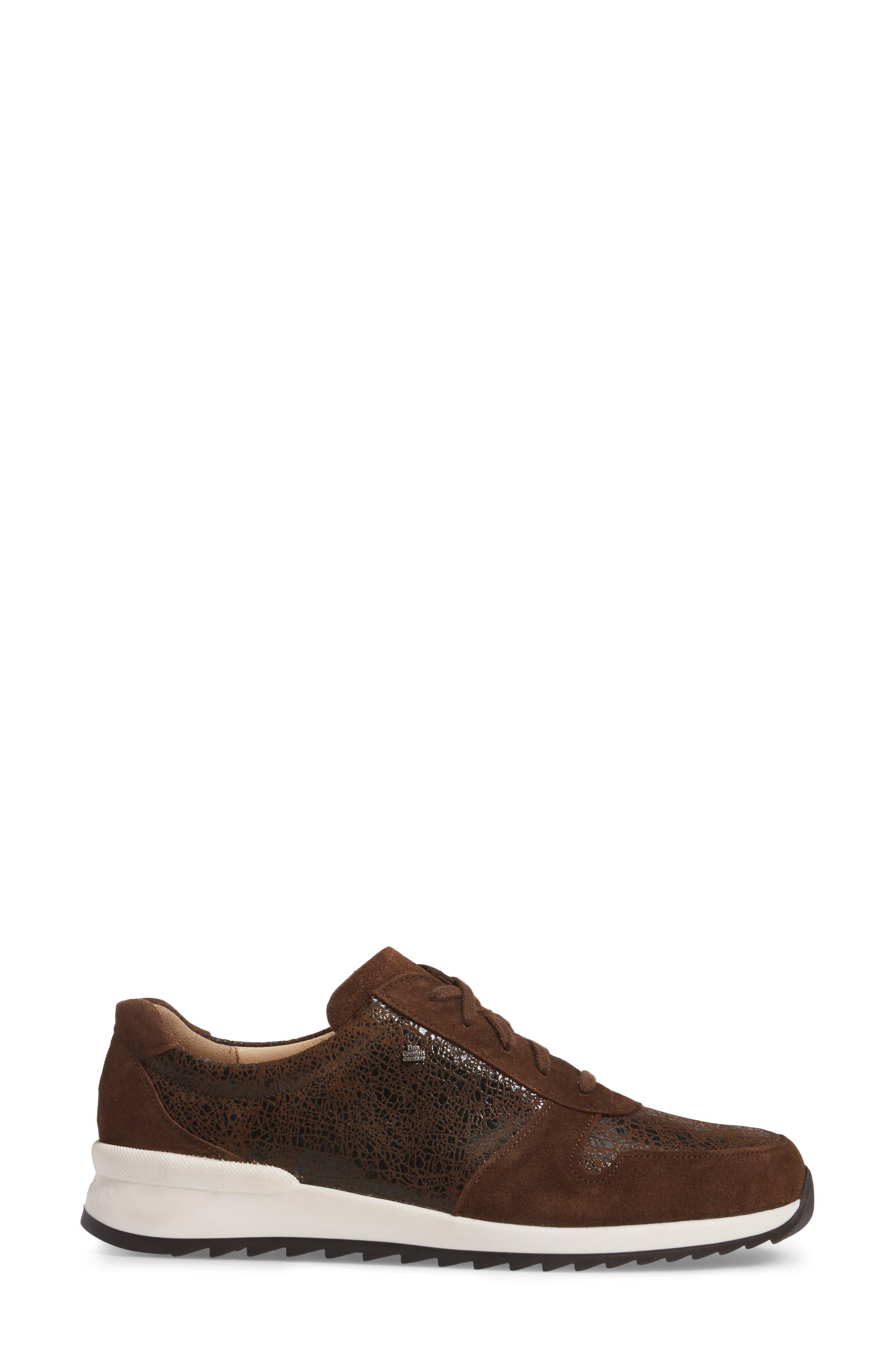 FINN COMFORT,                             Sidonia Sneaker,                             Alternate thumbnail 3, color,                             207