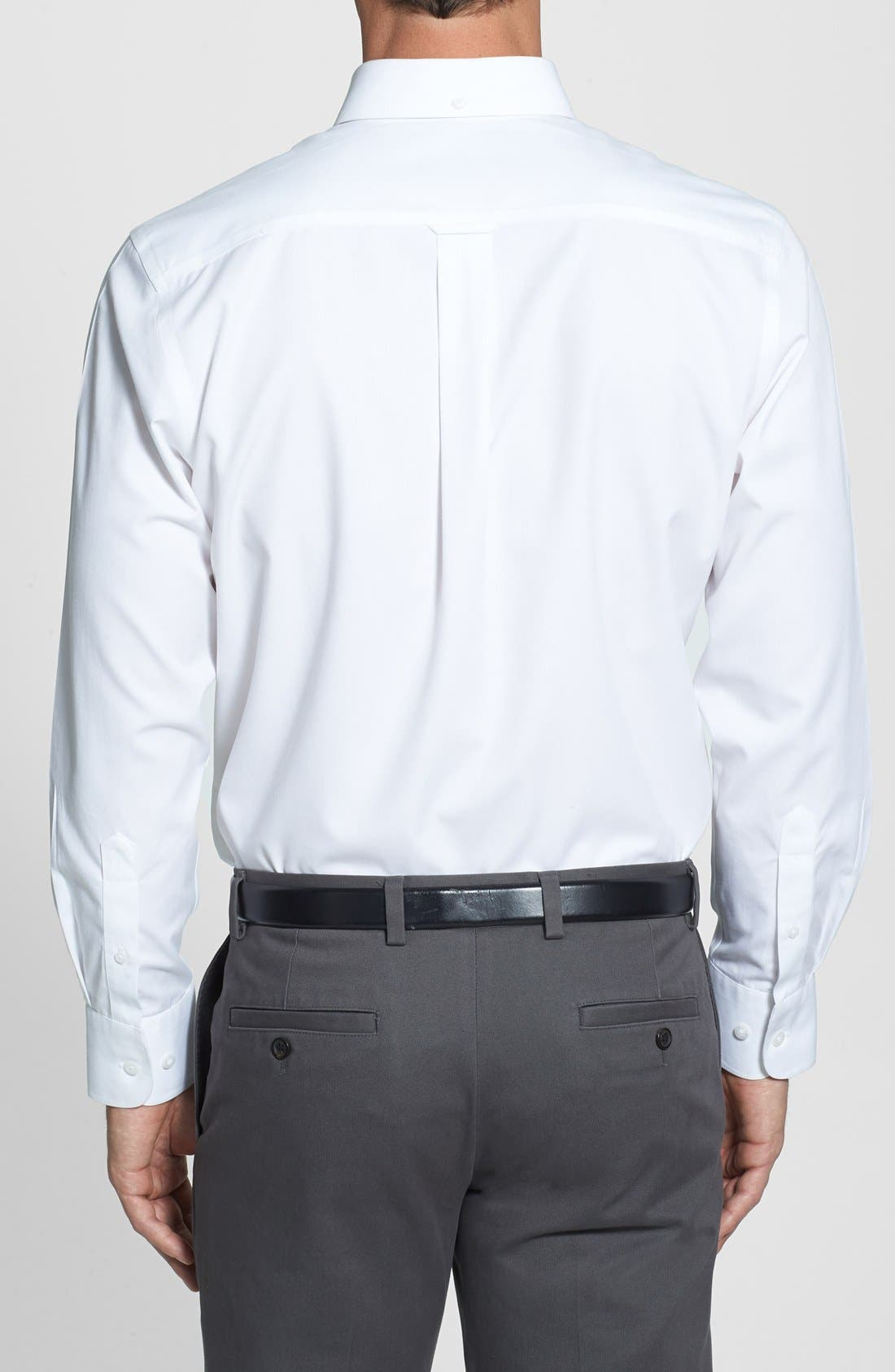 Smartcare<sup>™</sup> Traditional Fit Twill Boat Shirt,                             Alternate thumbnail 84, color,