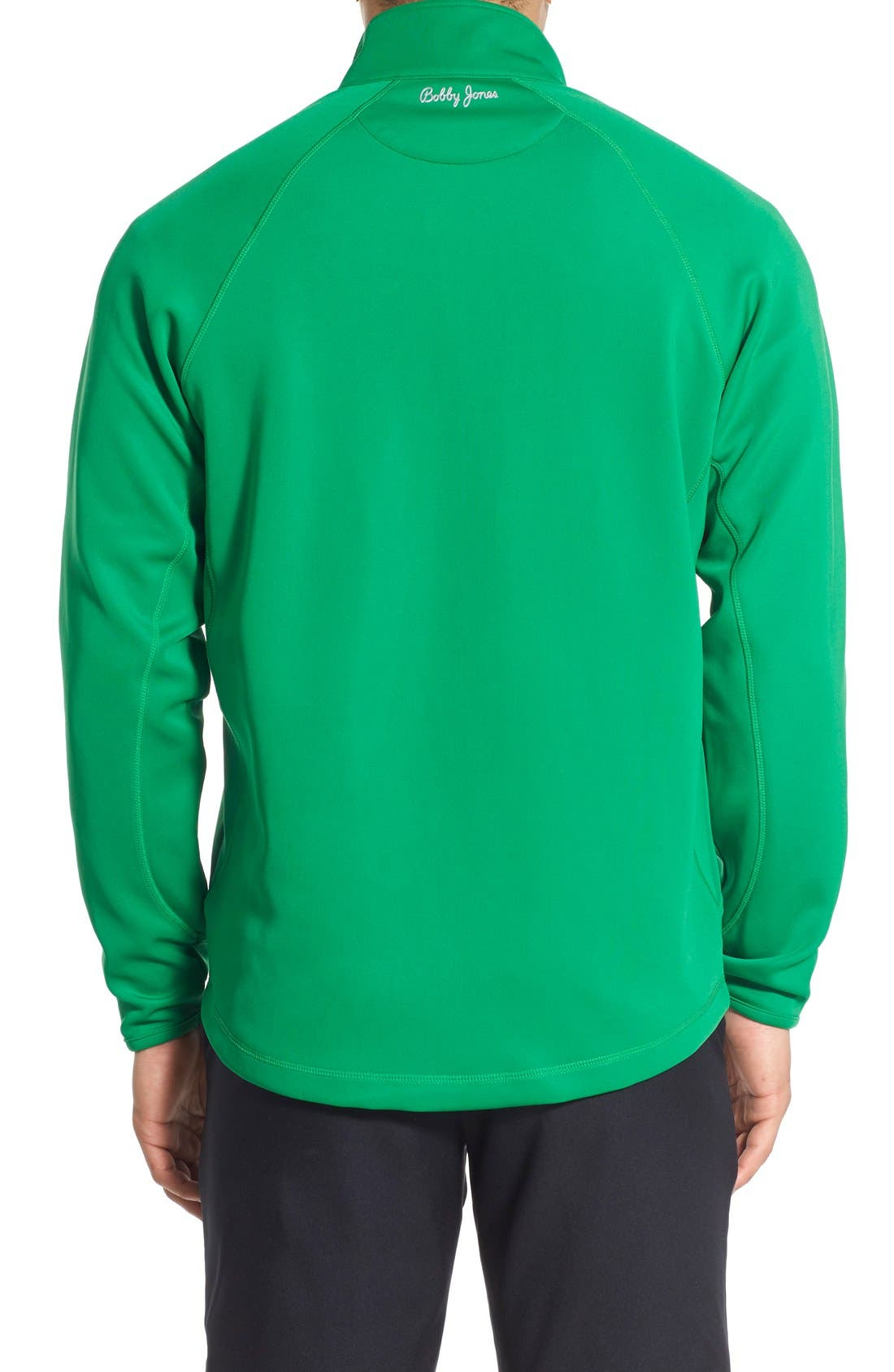XH2O Crawford Stretch Quarter Zip Golf Pullover,                             Alternate thumbnail 19, color,