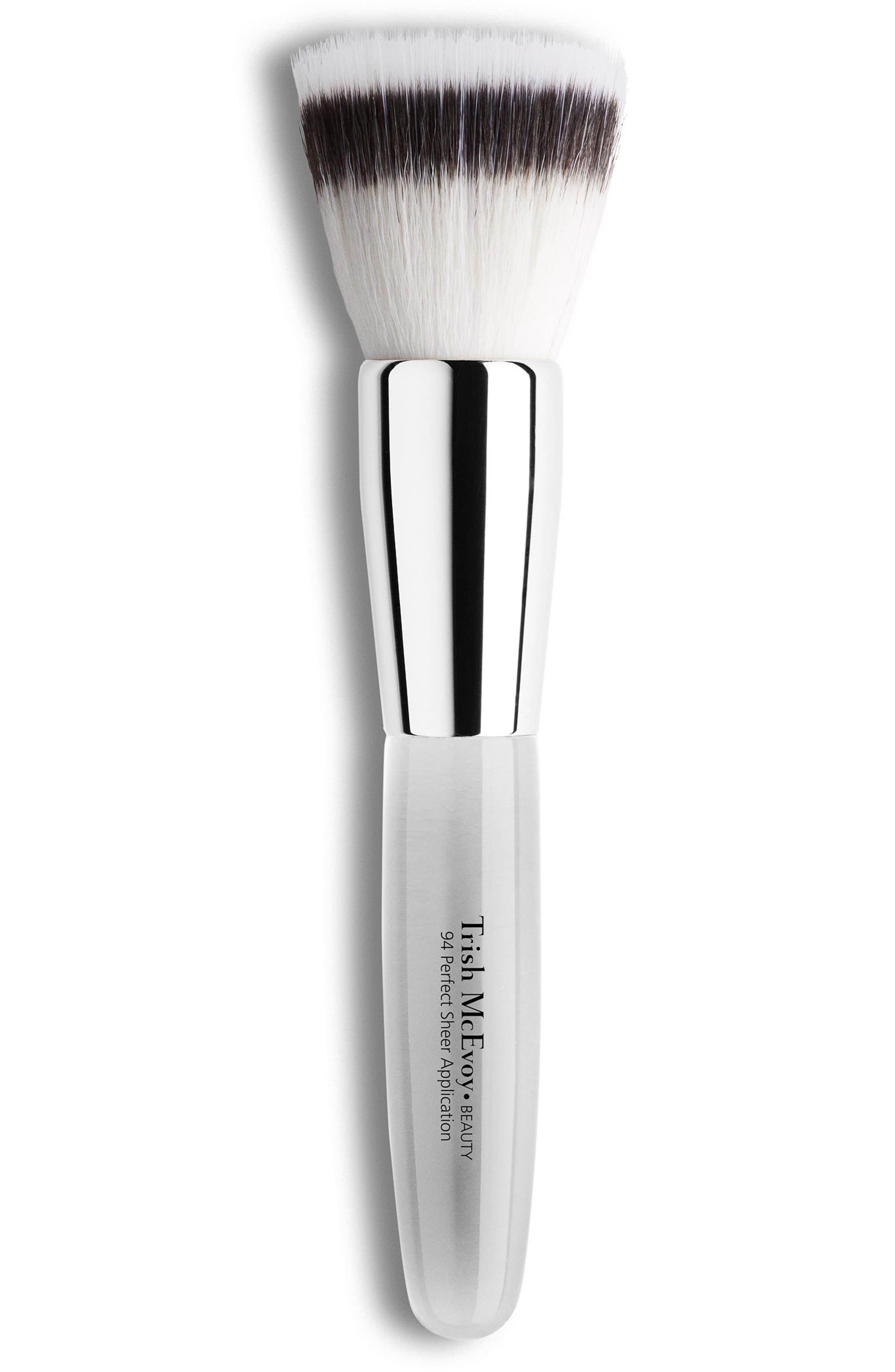 Perfect Sheer Application Brush,                             Alternate thumbnail 2, color,                             000