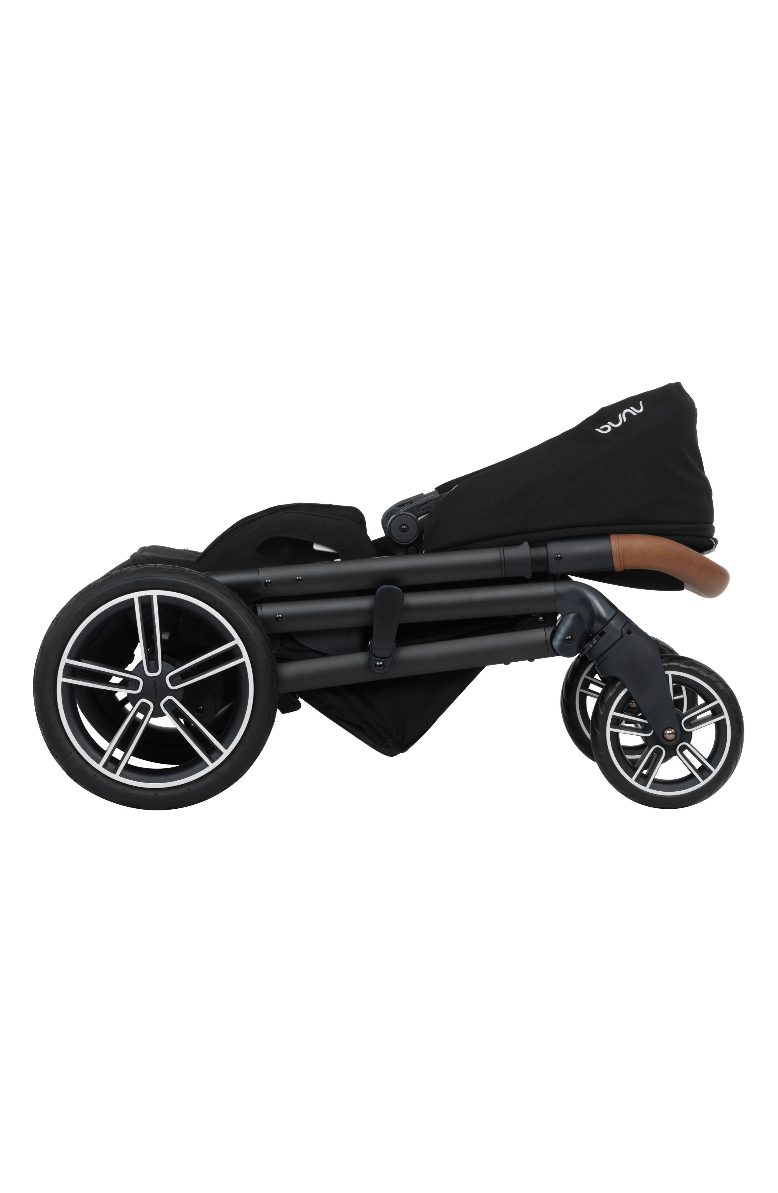 NUNA,                             2019 MIXX<sup>™</sup> Stroller,                             Alternate thumbnail 3, color,                             CAVIAR
