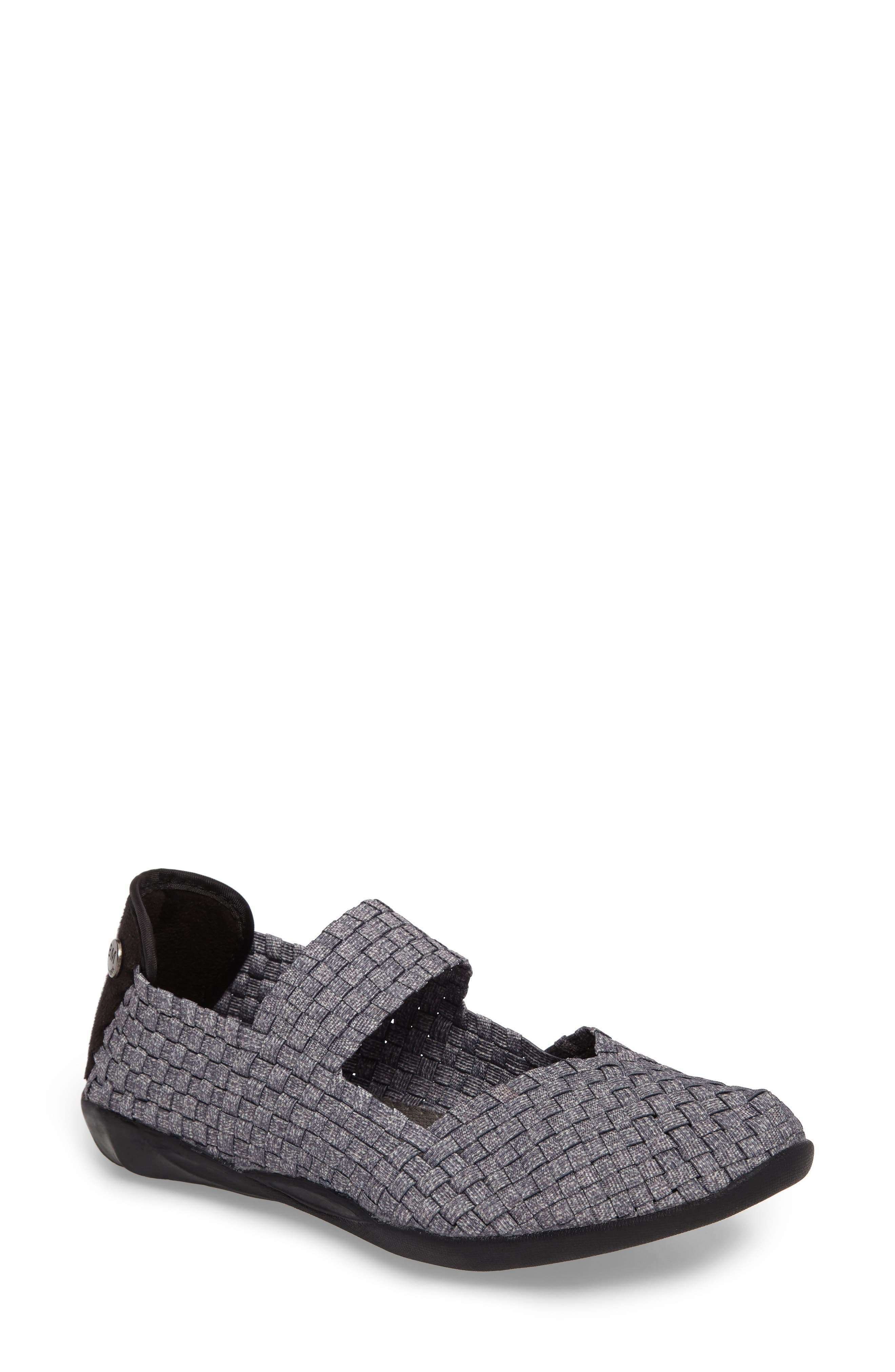 'Cuddly' Sneaker,                             Main thumbnail 1, color,                             HEATHER GREY FABRIC