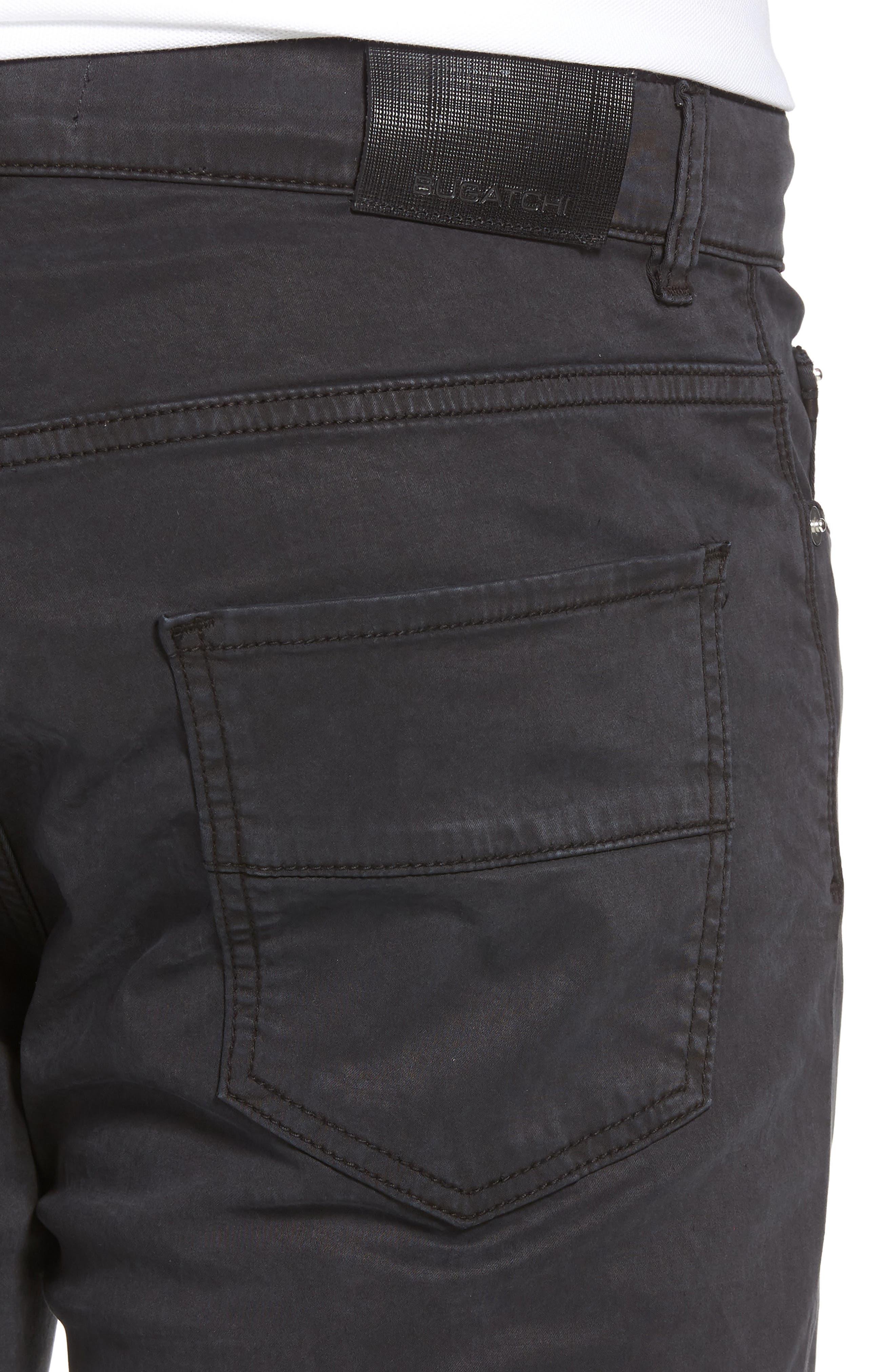 Slim Fit Washed Five-Pocket Pants,                             Alternate thumbnail 13, color,