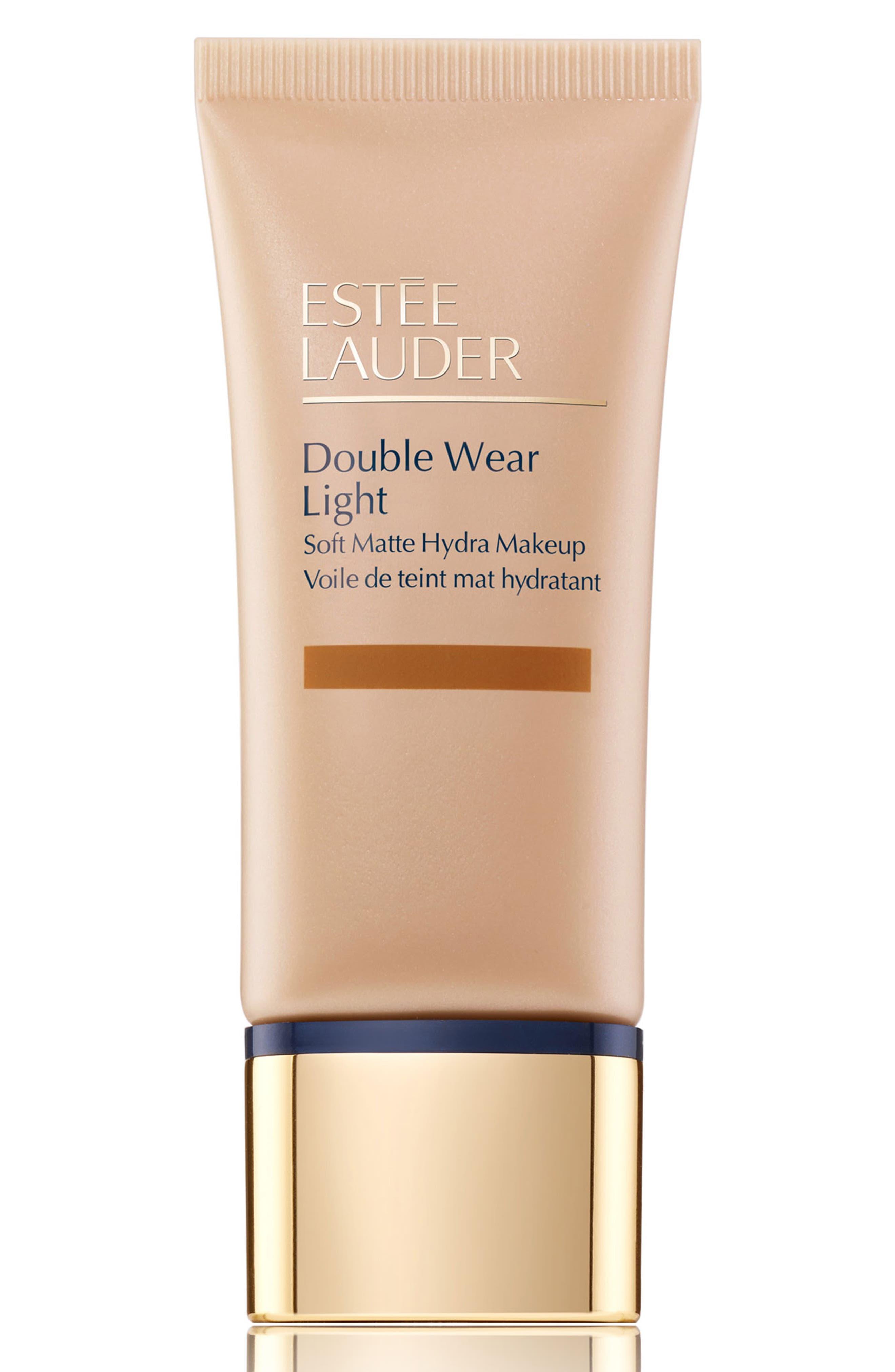 Estee Lauder Double Wear Light Soft Matte Hydra Makeup - 5N2 Amber Honey
