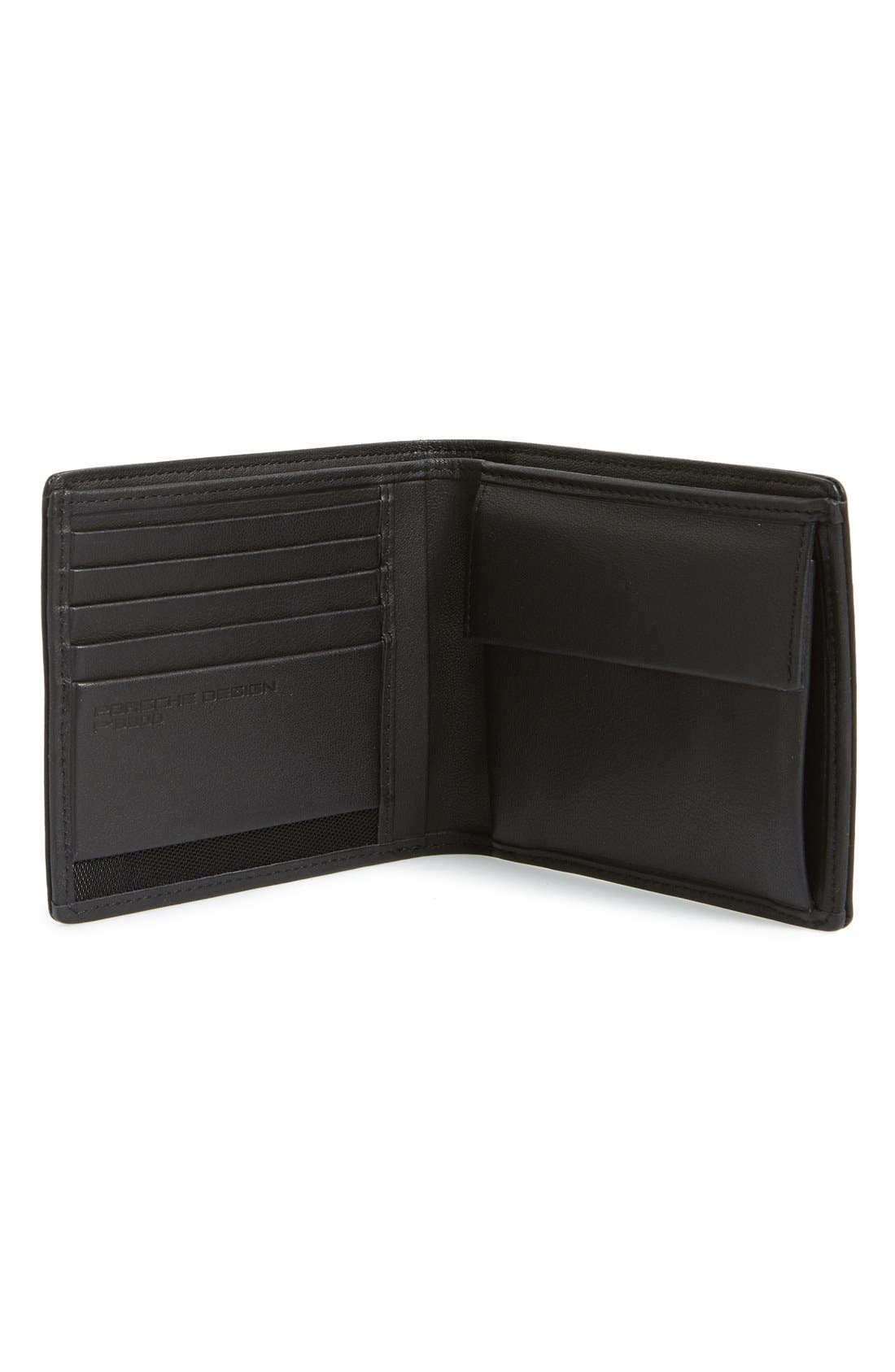 'CL2 2.0' Leather Billfold Wallet,                             Alternate thumbnail 2, color,                             001
