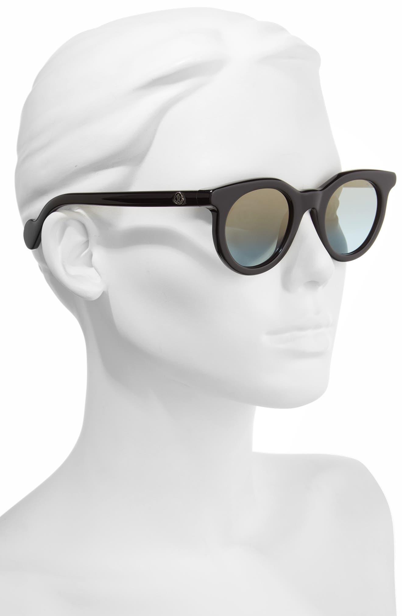47mm Sunglasses,                             Alternate thumbnail 2, color,                             001