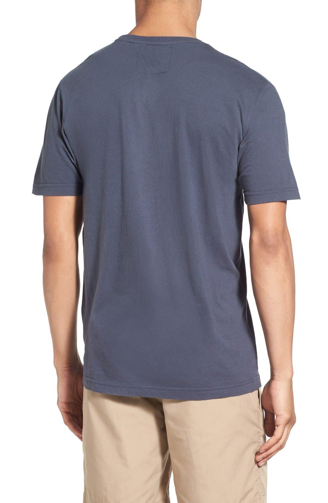'Los Angeles Angels - Brass Tacks' Trim Fit T-Shirt,                             Alternate thumbnail 2, color,                             410