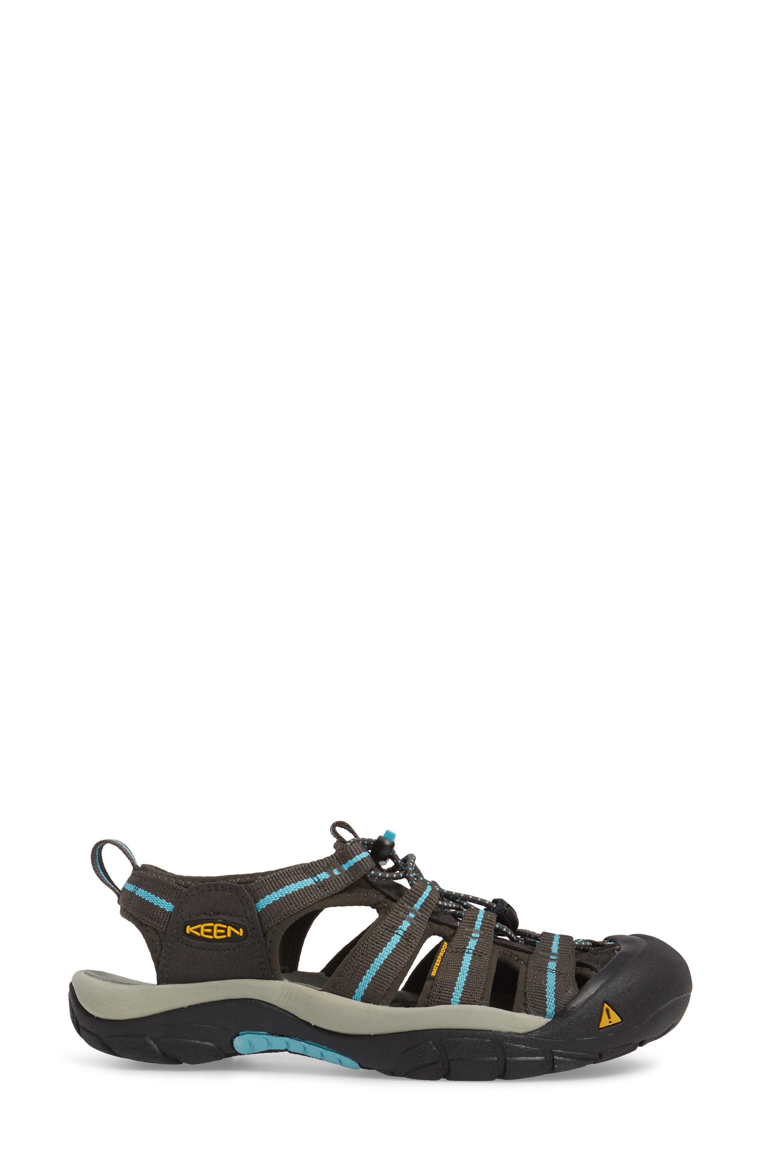 'Newport H2' Sandal,                             Alternate thumbnail 3, color,                             021